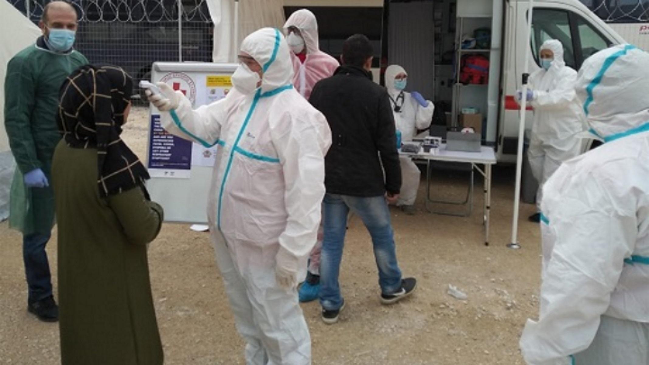 Κορονοϊός – Αιγαίο: Ξεκινούν οι εμβολιασμοί προσφύγων και μεταναστών