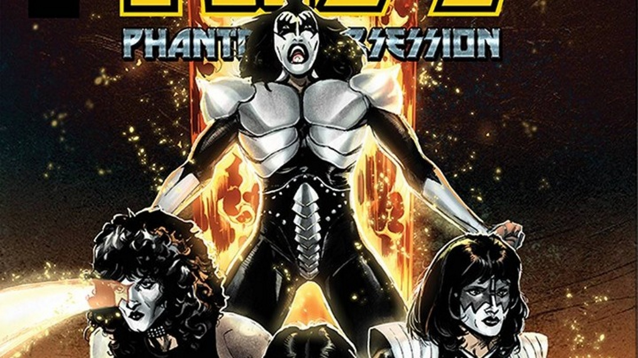 Kiss: Γιορτάζουν τα 50 τους χρόνια – Νέο κόμικ «Phantom Obsession» (video)