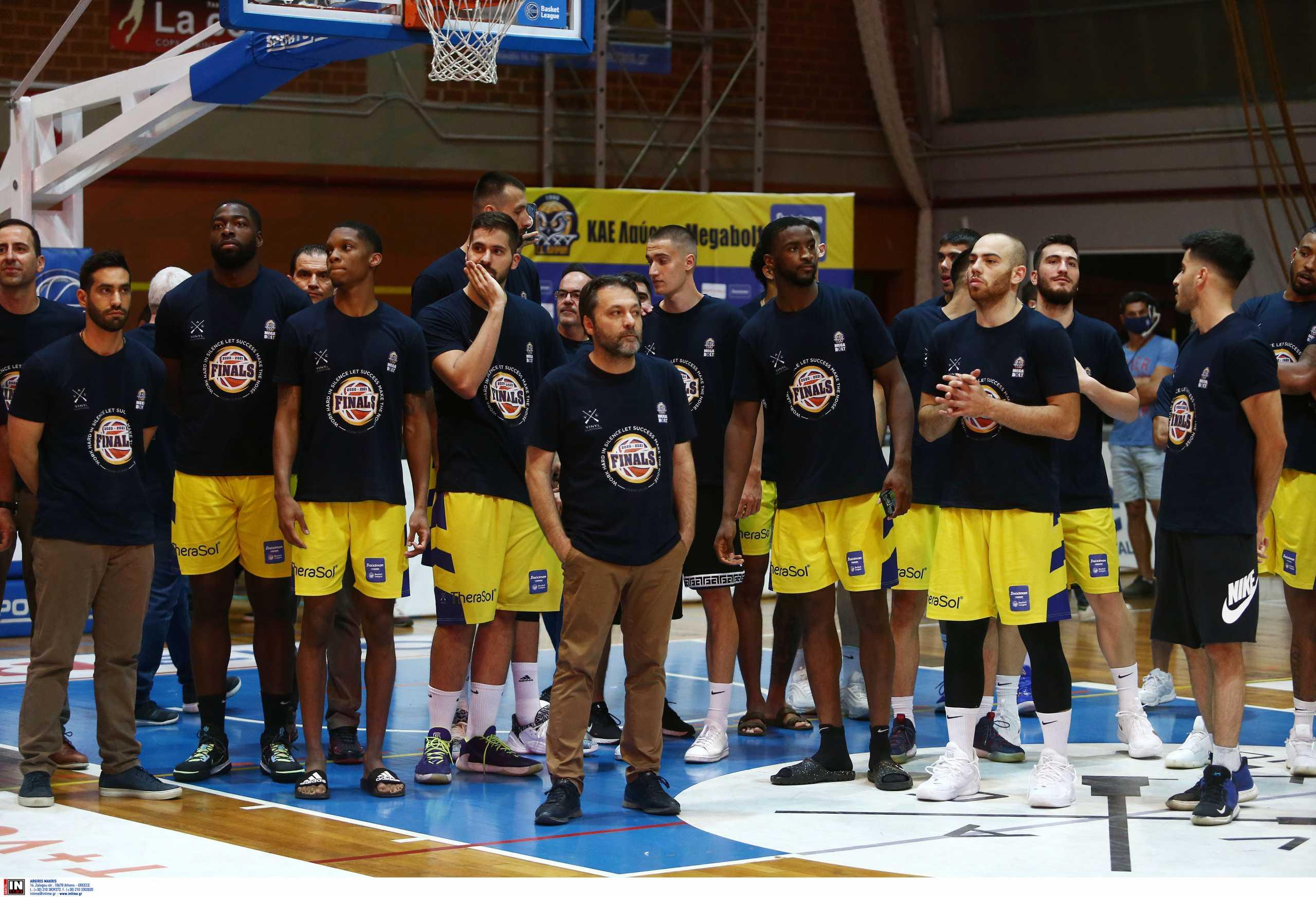 Το Λαύριο θα παίξει στο Basketball Champions League με έδρα το ΣΕΦ