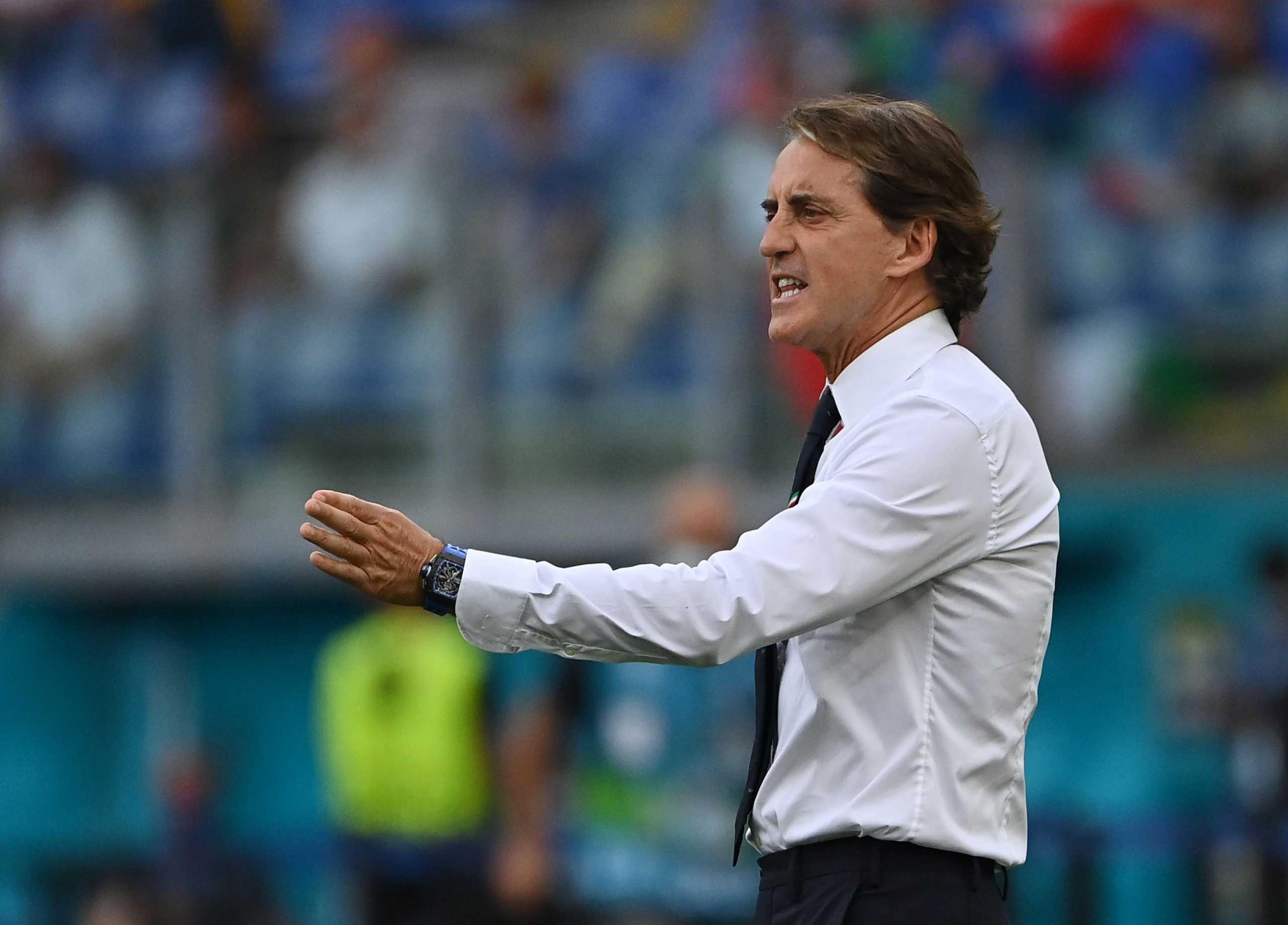 Euro 2020: Η ατάκα του Μαντσίνι στους παίκτες της Ιταλίας μετά την πρόκριση, «μας έμεινε ένα ματς για τον τελικό και δύο για να το πάρουμε»