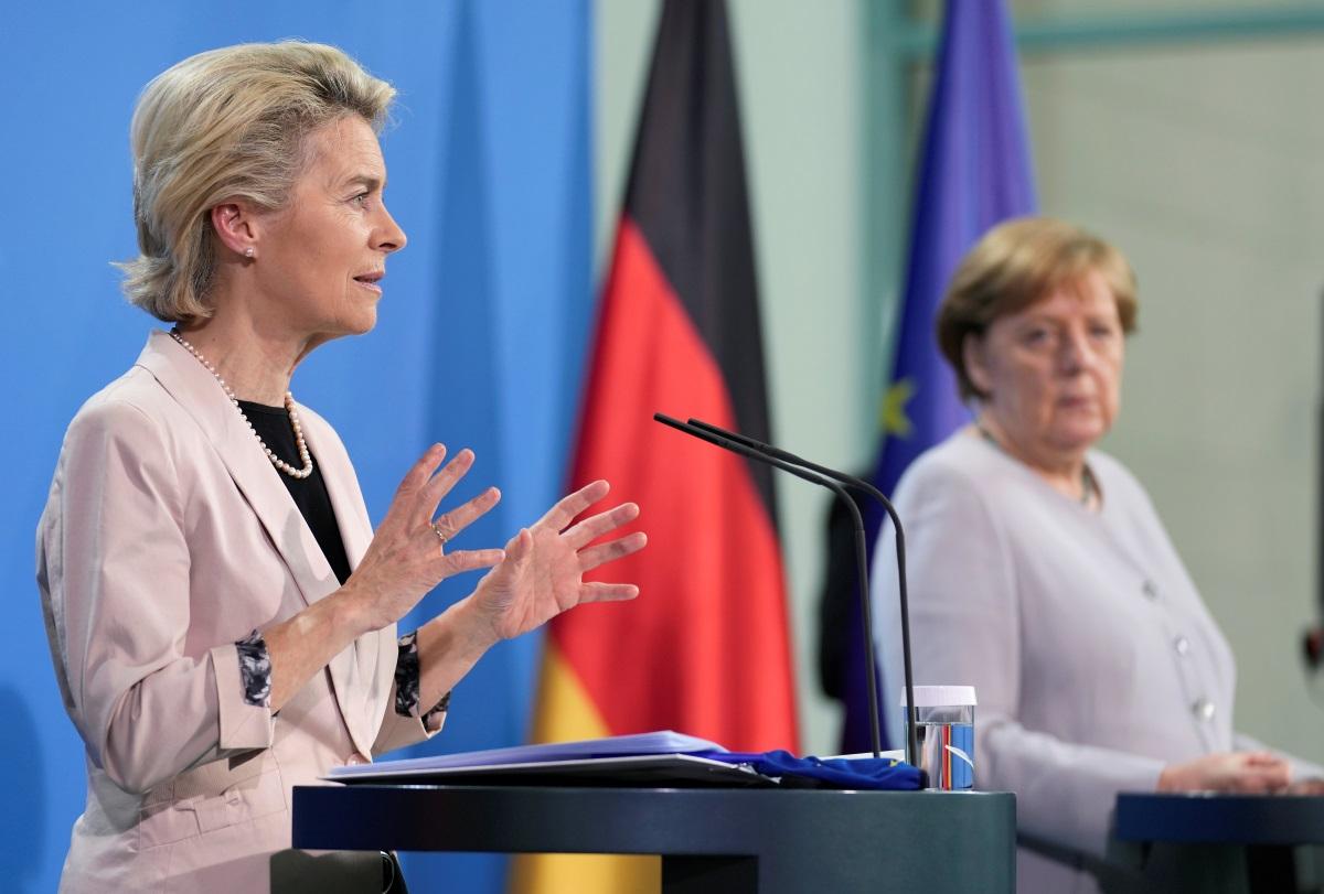 Μέρκελ: «Η Τουρκία αξίζει την στήριξη της ΕΕ για το προσφυγικό»