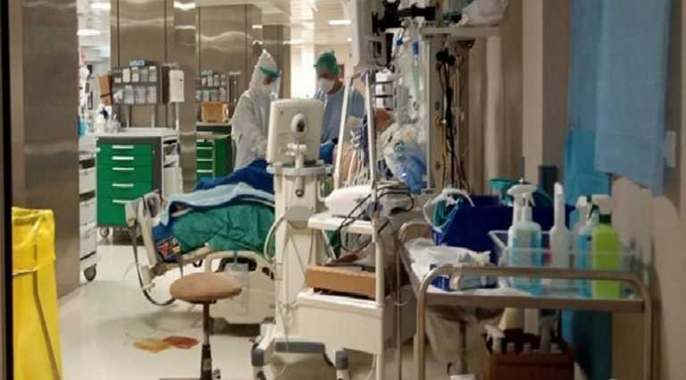 Κορονοϊός - Φθιώτιδα: Έχασε τη μάχη 67χρονος που νοσηλευόταν στη ΜΕΘ δύο μήνες