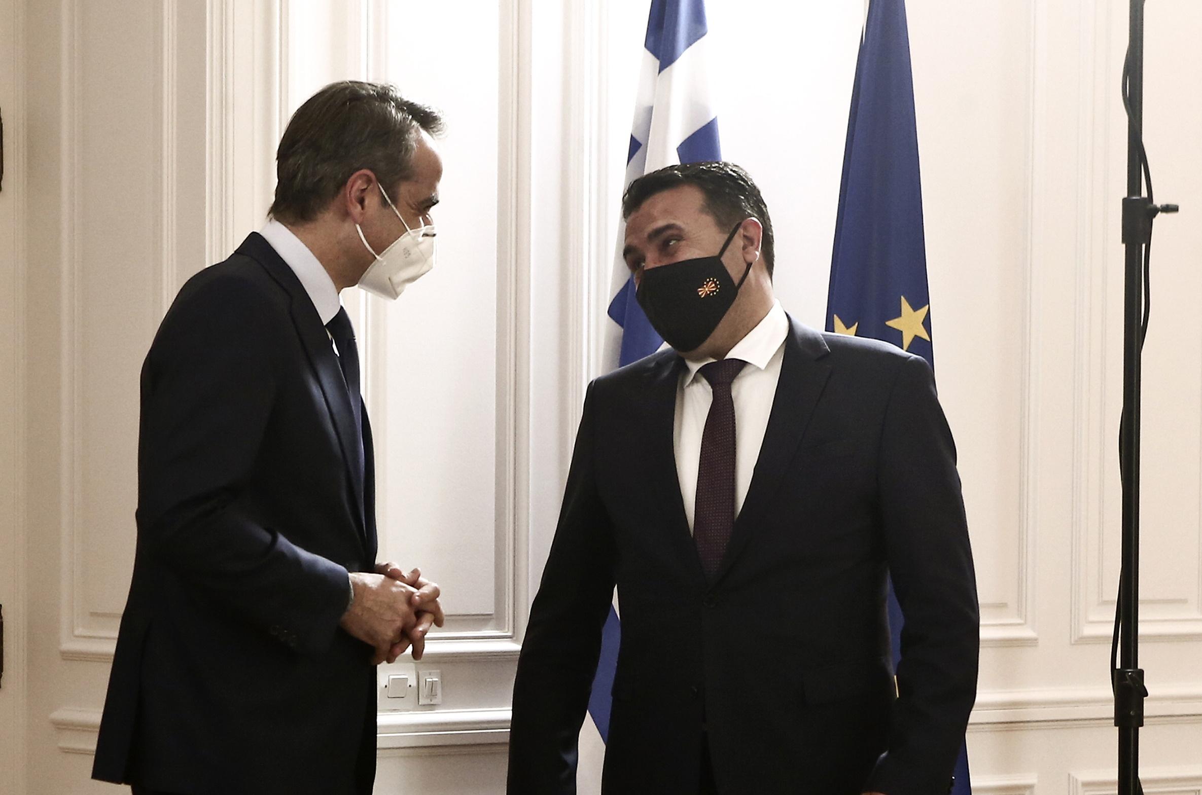 Βόρεια Μακεδονία – Ζάεφ: «Θα επιλυθεί το θέμα με την ονομασία της εθνικής στο Euro 2020»