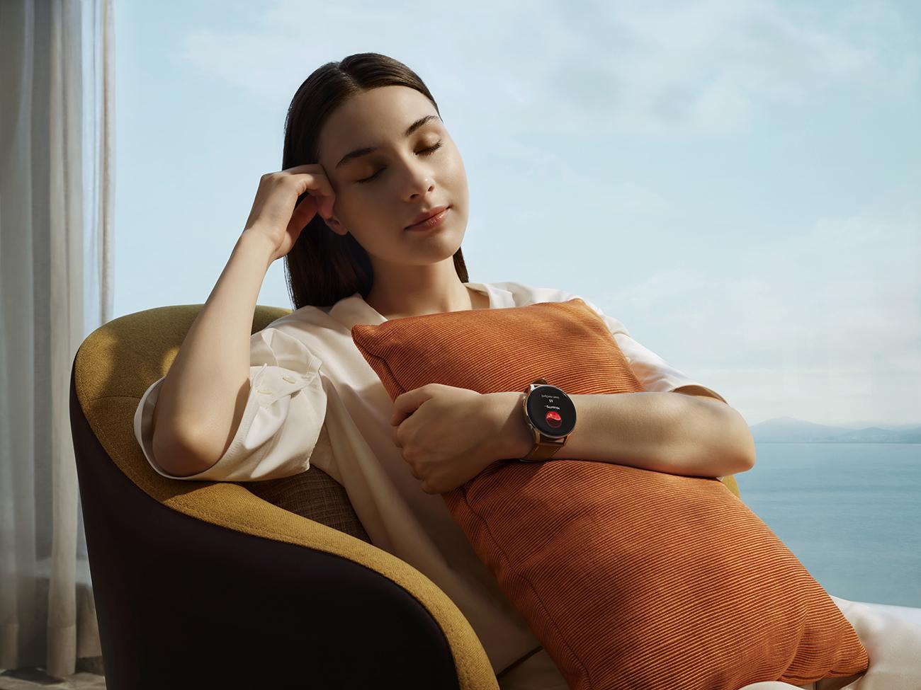 Huawei Watch 3 Series: Ξαναβρές τη φόρμα σου, προστάτευσε την υγεία σου, μάθε καλύτερα το σώμα σου