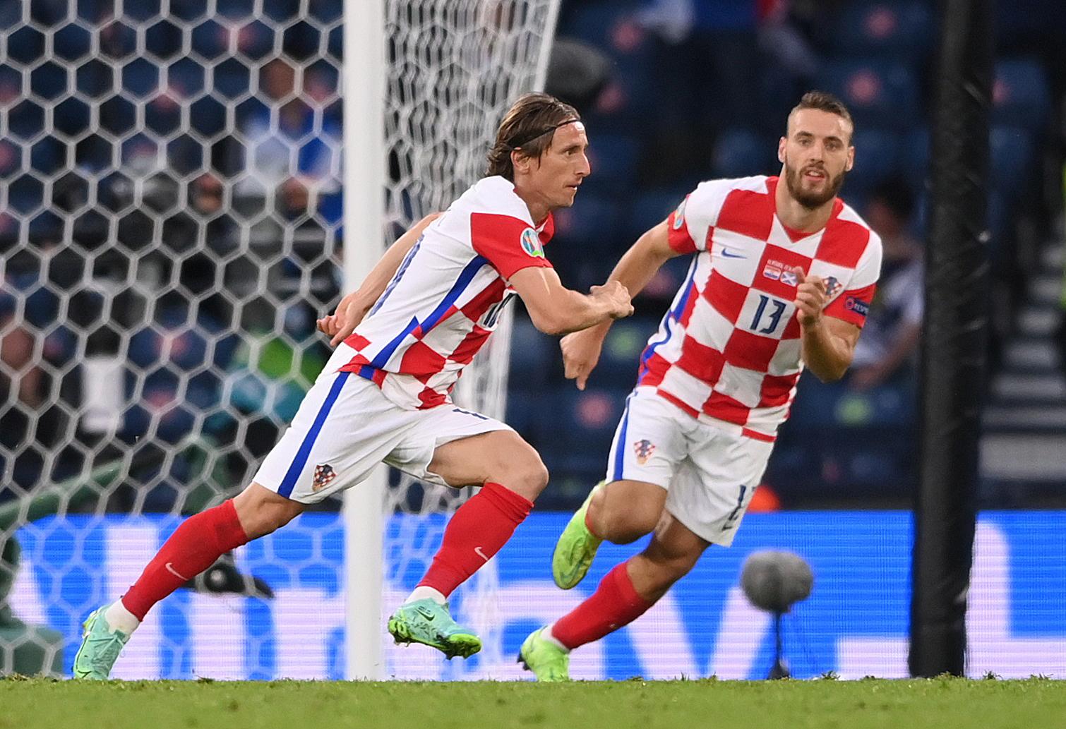 Euro 2020: Τσεχία – Αγγλία 0-1 και Κροατία – Σκωτία 3-1 ΤΕΛΙΚΑ!