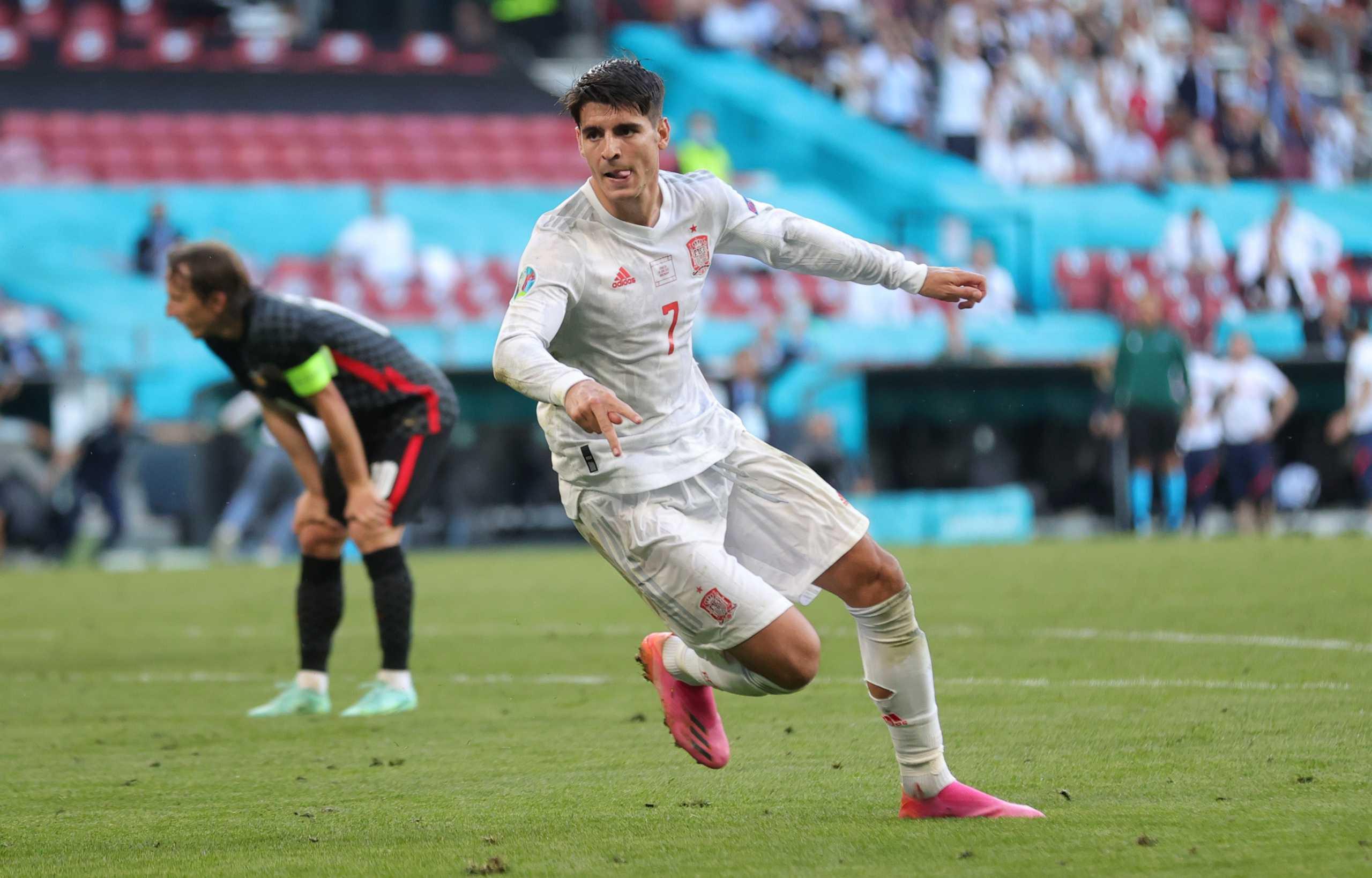Euro 2020, Κροατία – Ισπανία: «Πάρτι» στην παράταση για τους Ίβηρες