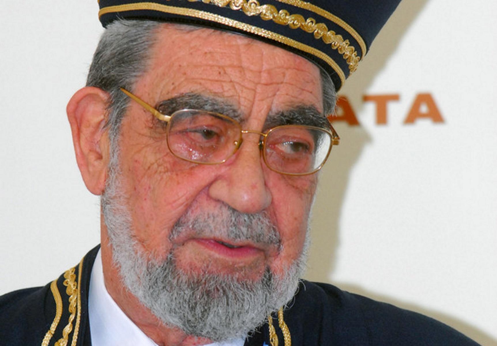 Πέθανε ο ακαδημαϊκός, καθηγητής Φιλοσοφίας Ευάγγελος Μουτσόπουλος