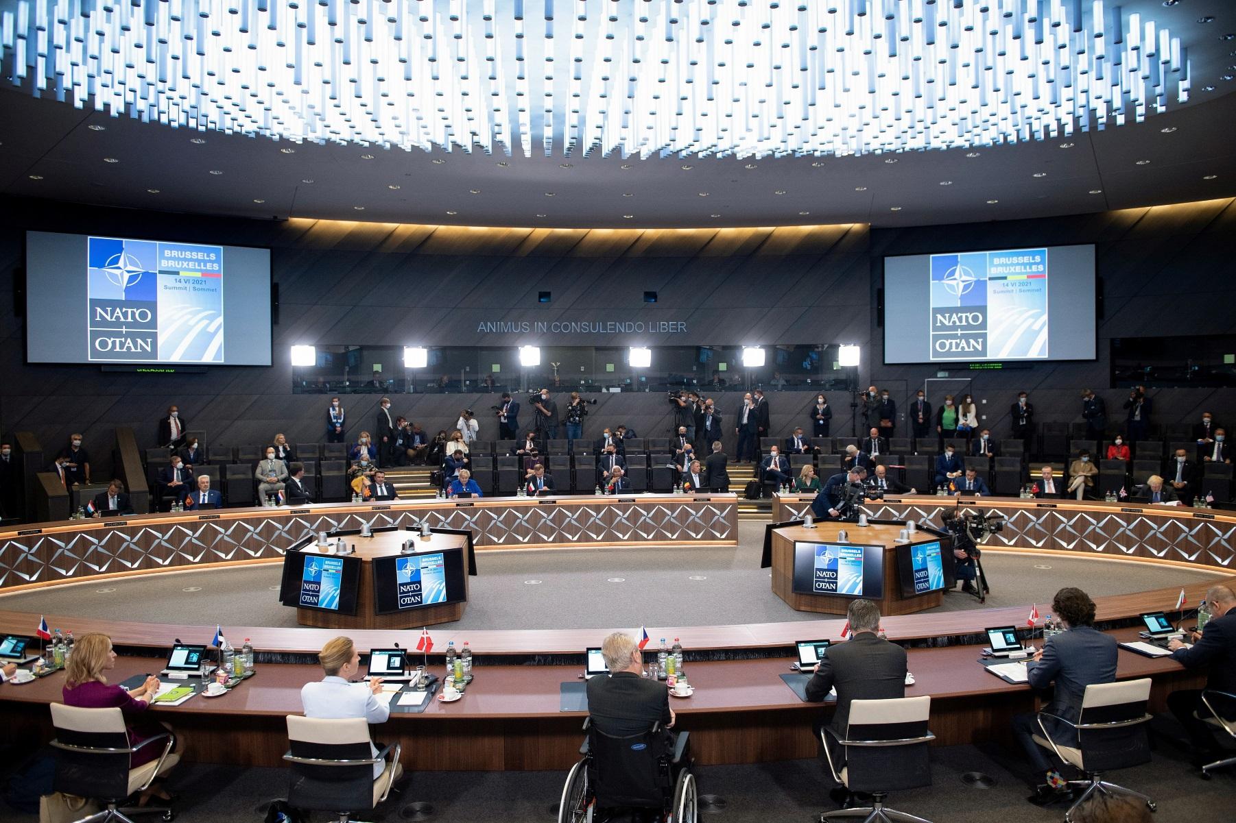 NATO: Χαρακτηρίζει την συμπεριφορά της Κίνας ως «συστημική πρόκληση»