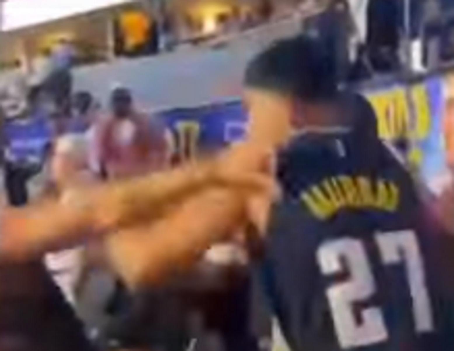 NBA: Απίστευτο ξύλο μεταξύ οπαδών στο Νάγκετς – Σανς