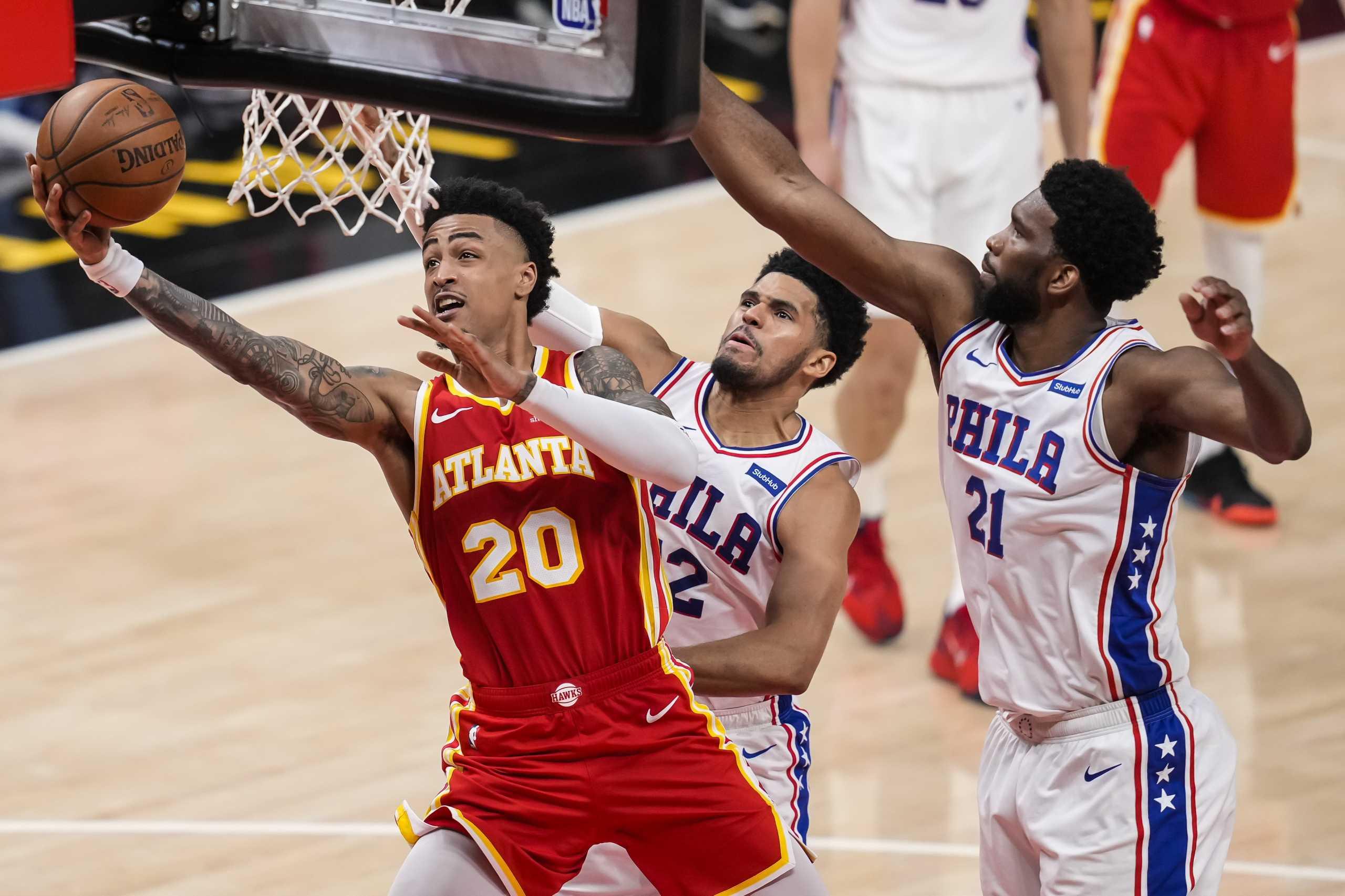 NBA: Μπρέικ για τους Σίξερς – Με το ένα πόδι στους τελικούς της Δύσης οι Σανς