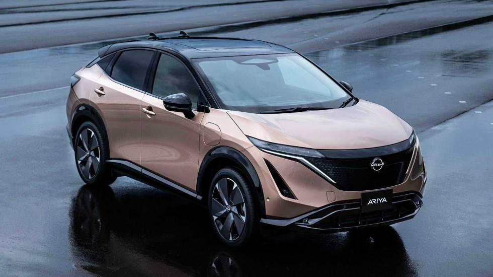 Nissan: Καθυστερεί το λανσάρισμα του Ariya λόγω έλλειψης microchip