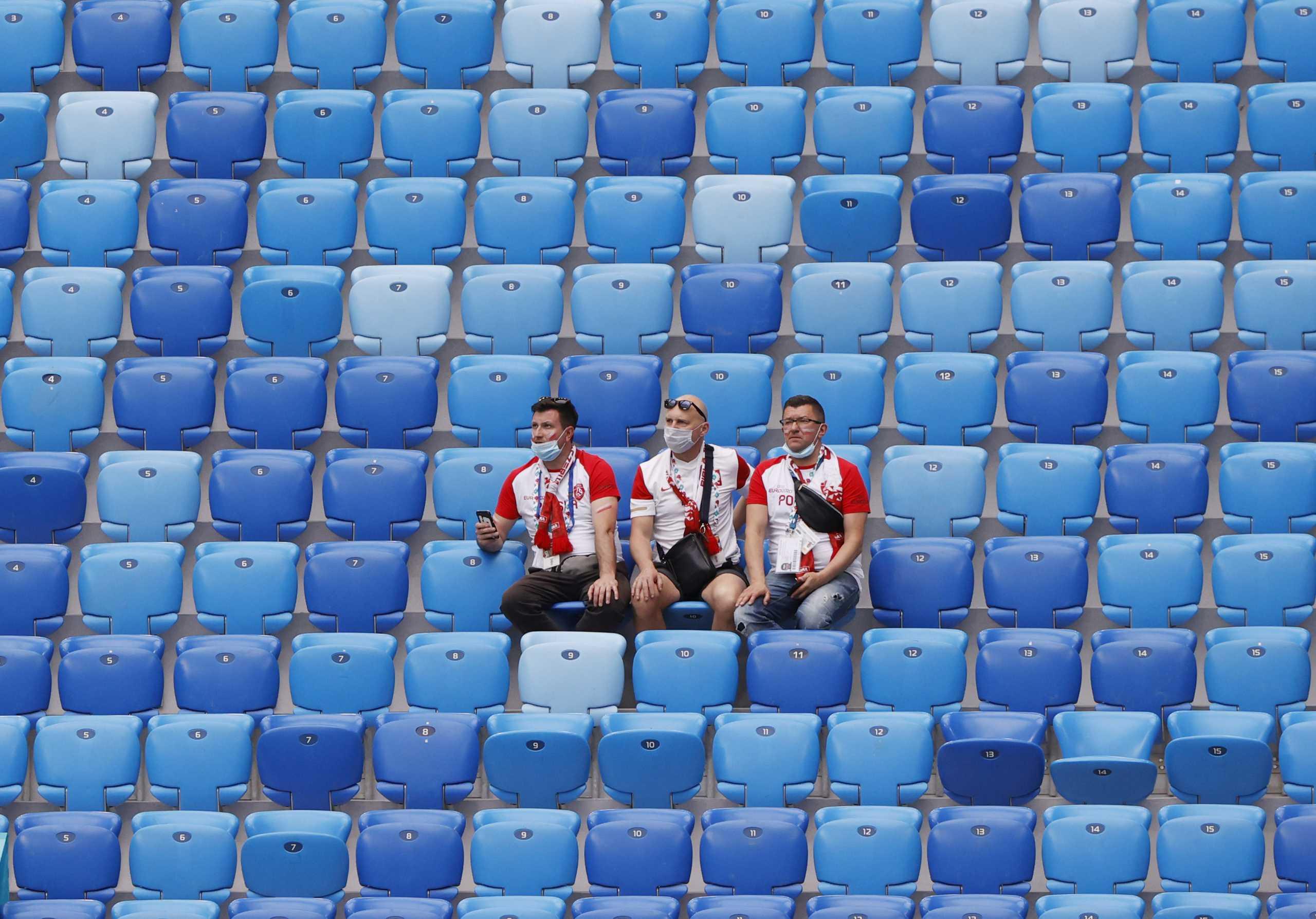 Euro 2020: Στη Βουδαπέστη το πρώτο γεμάτο γήπεδο μετά από 15 μήνες
