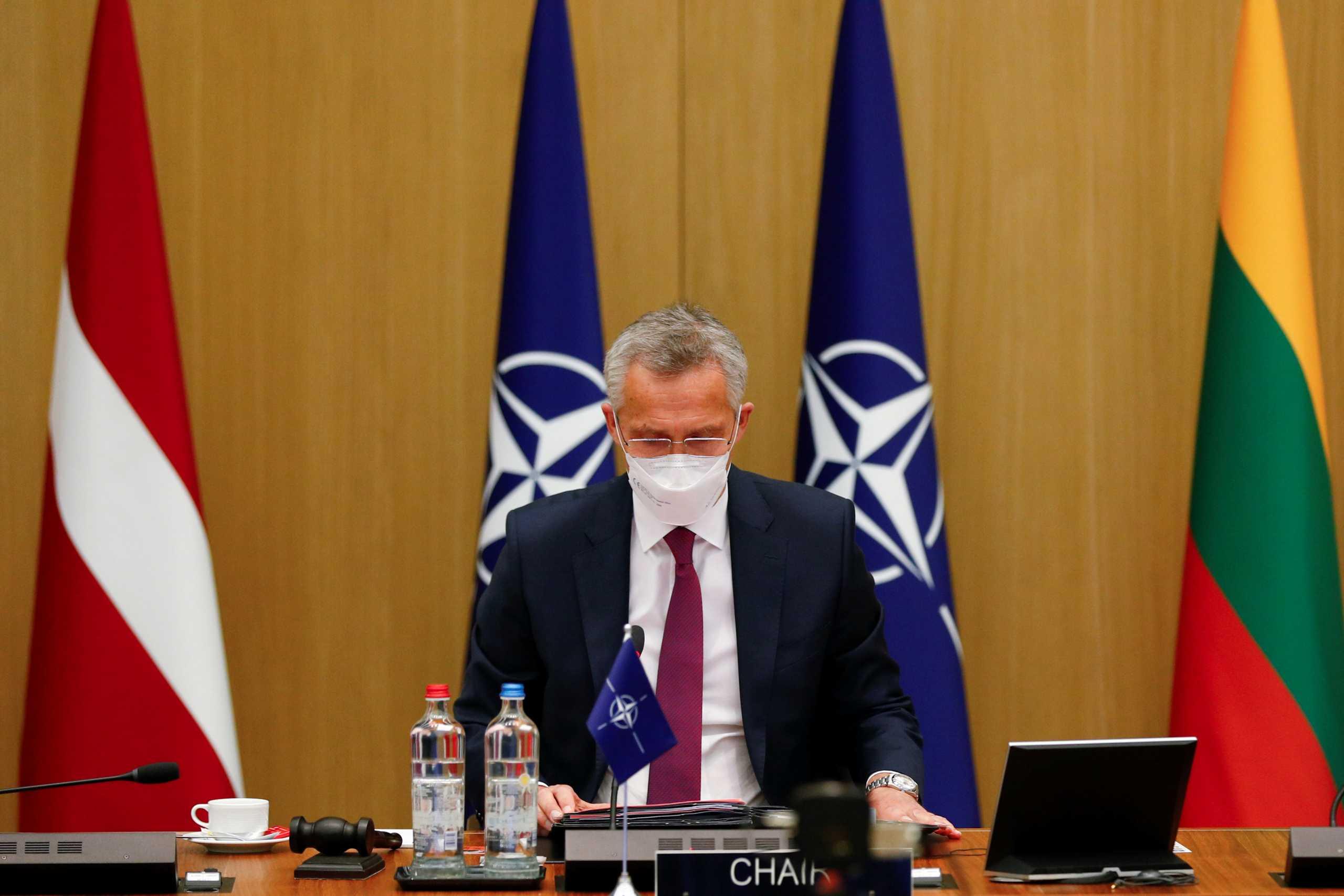 Στόλτενμπεργκ: «Κάλυψε» την Τουρκία για την αντίδραση NATO κατά της Λευκορωσίας