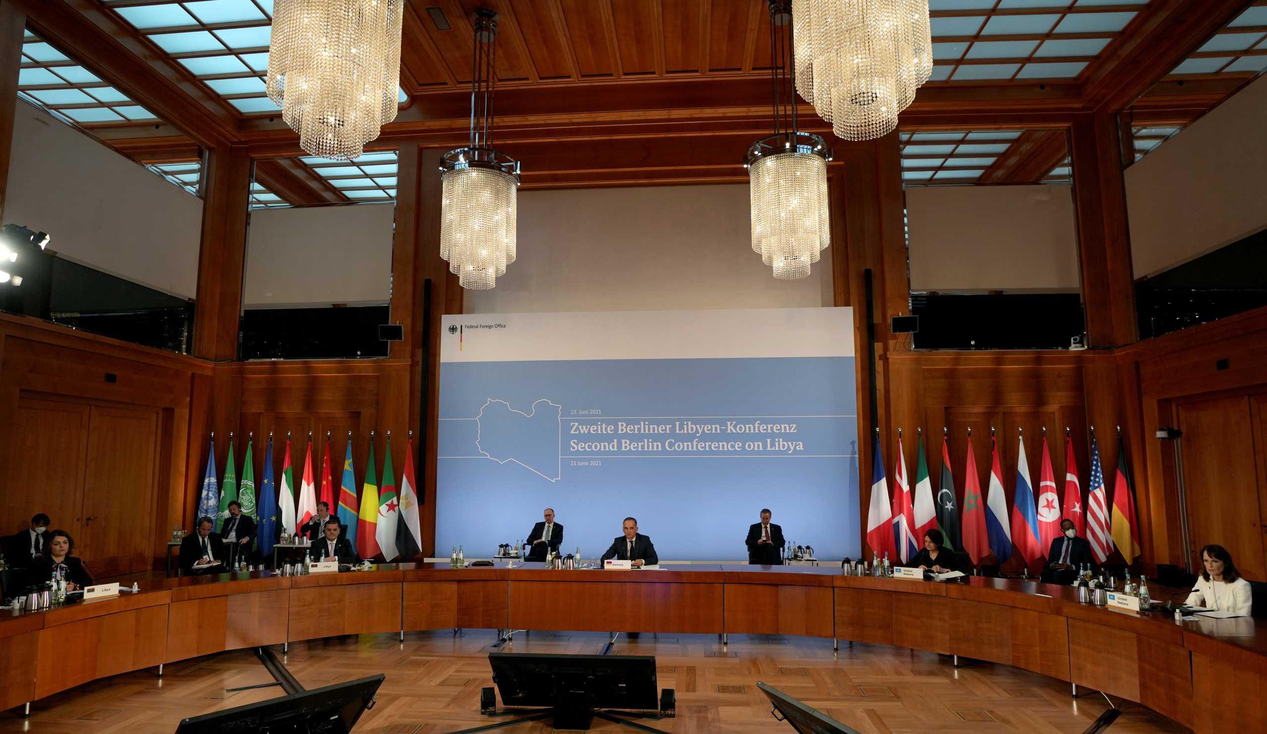 Λιβύη: Συμφωνία για την απόσυρση μισθοφόρων Τουρκίας και Ρωσίας
