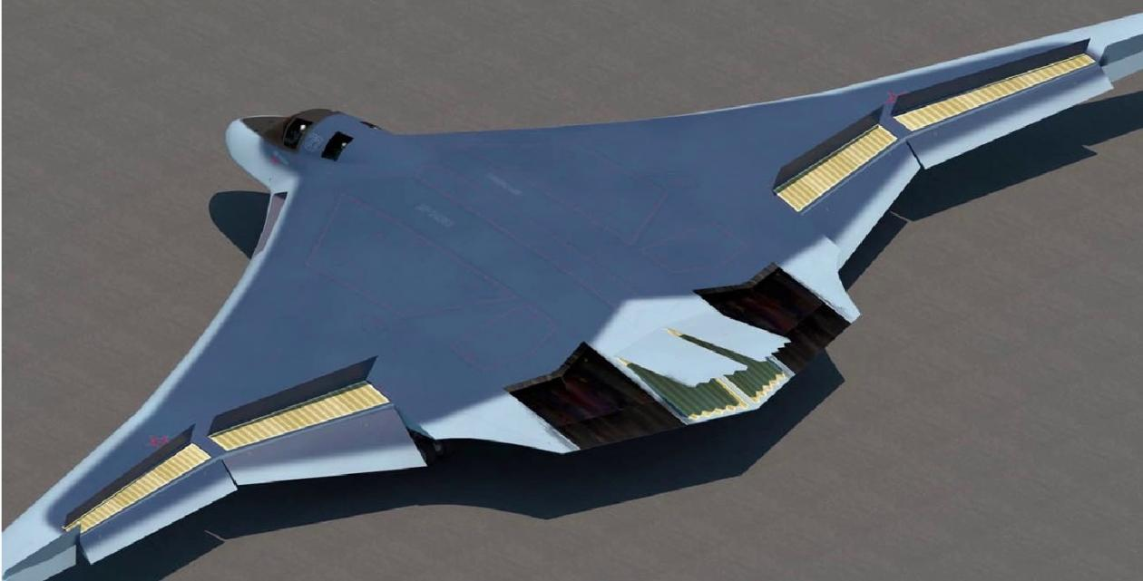 PAK-DA: Θωρακίζεται «σαν αστακός» το προηγμένο ρωσικό στρατηγικό βομβαρδιστικό