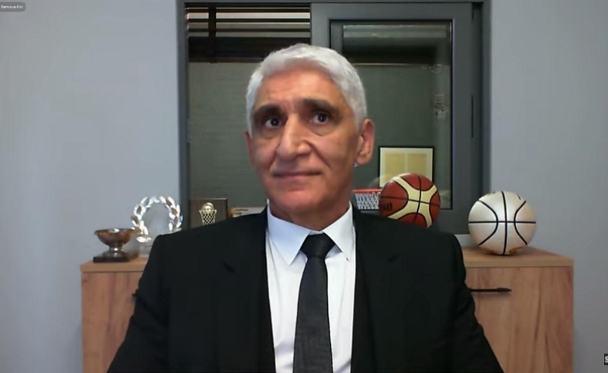 Παναγιώτης Γιαννάκης: Ο συγκινητικός λόγος του για την είσοδο στο Hall of Fame
