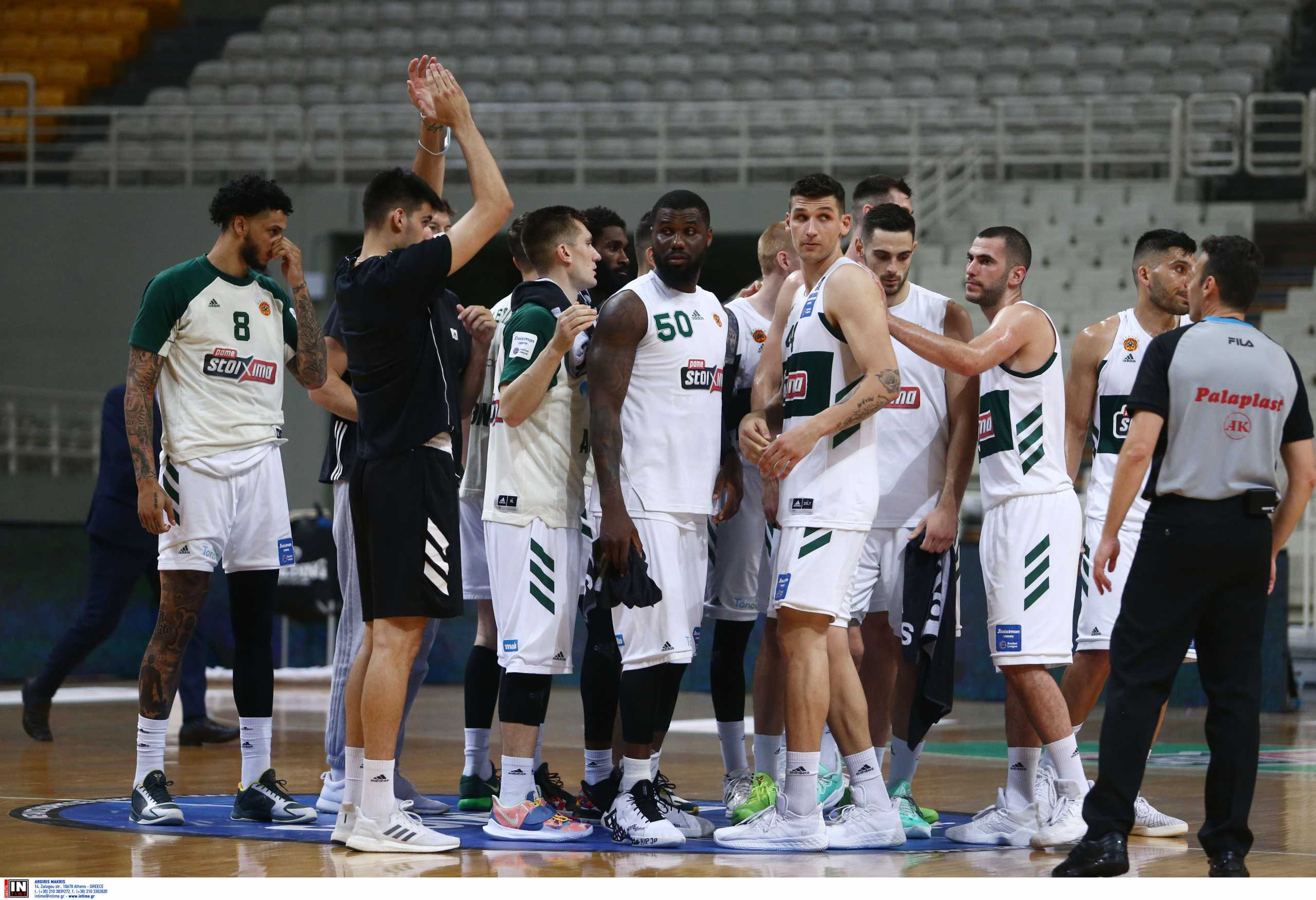 Παναθηναϊκός: Απαντήσεις για το μέλλον του τμήματος μπάσκετ