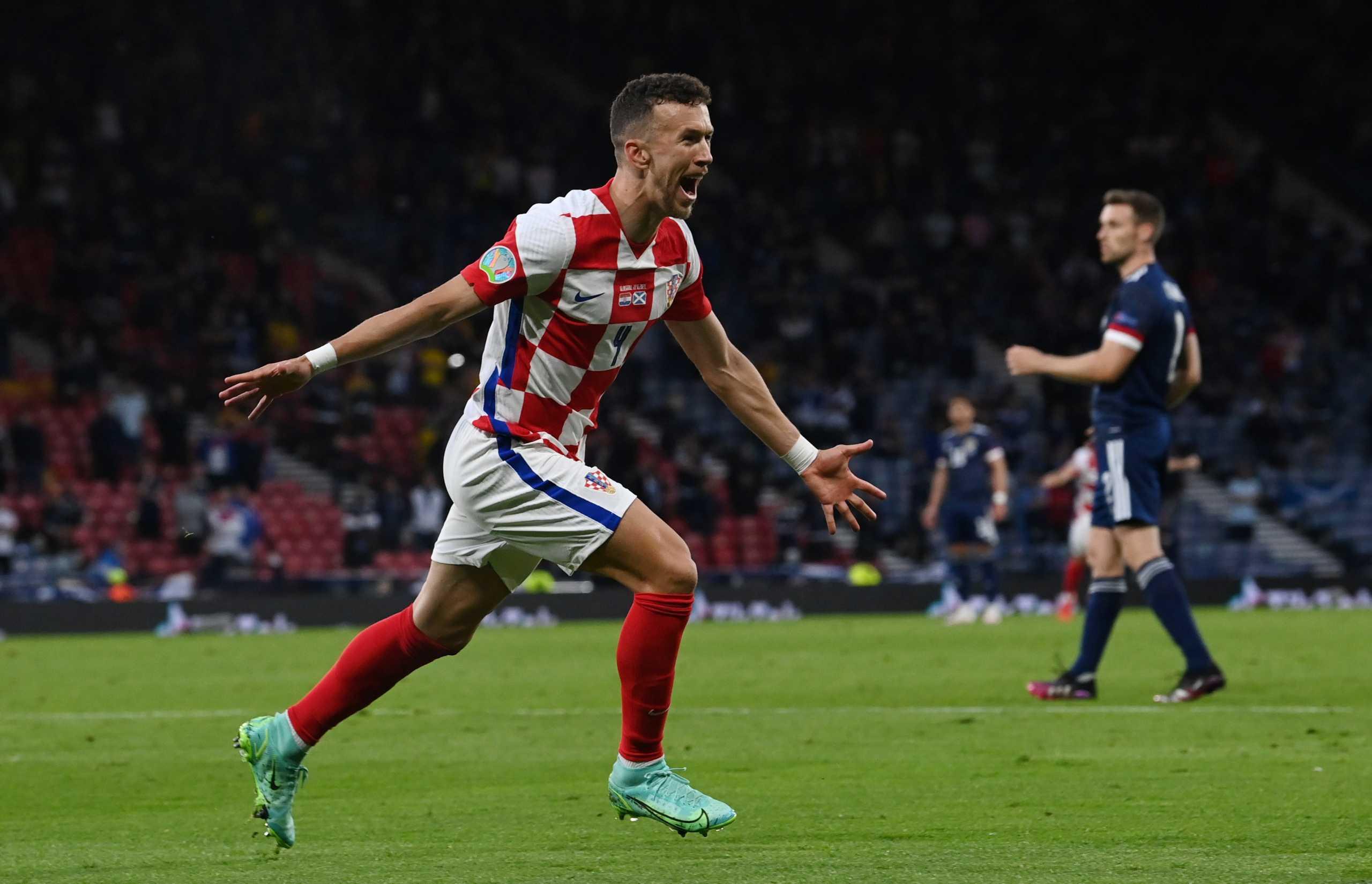Euro 2020: Σοκ στην Κροατία – Θετικός στον κορονοϊό ο Πέρισιτς και νοκ άουτ για Ισπανία