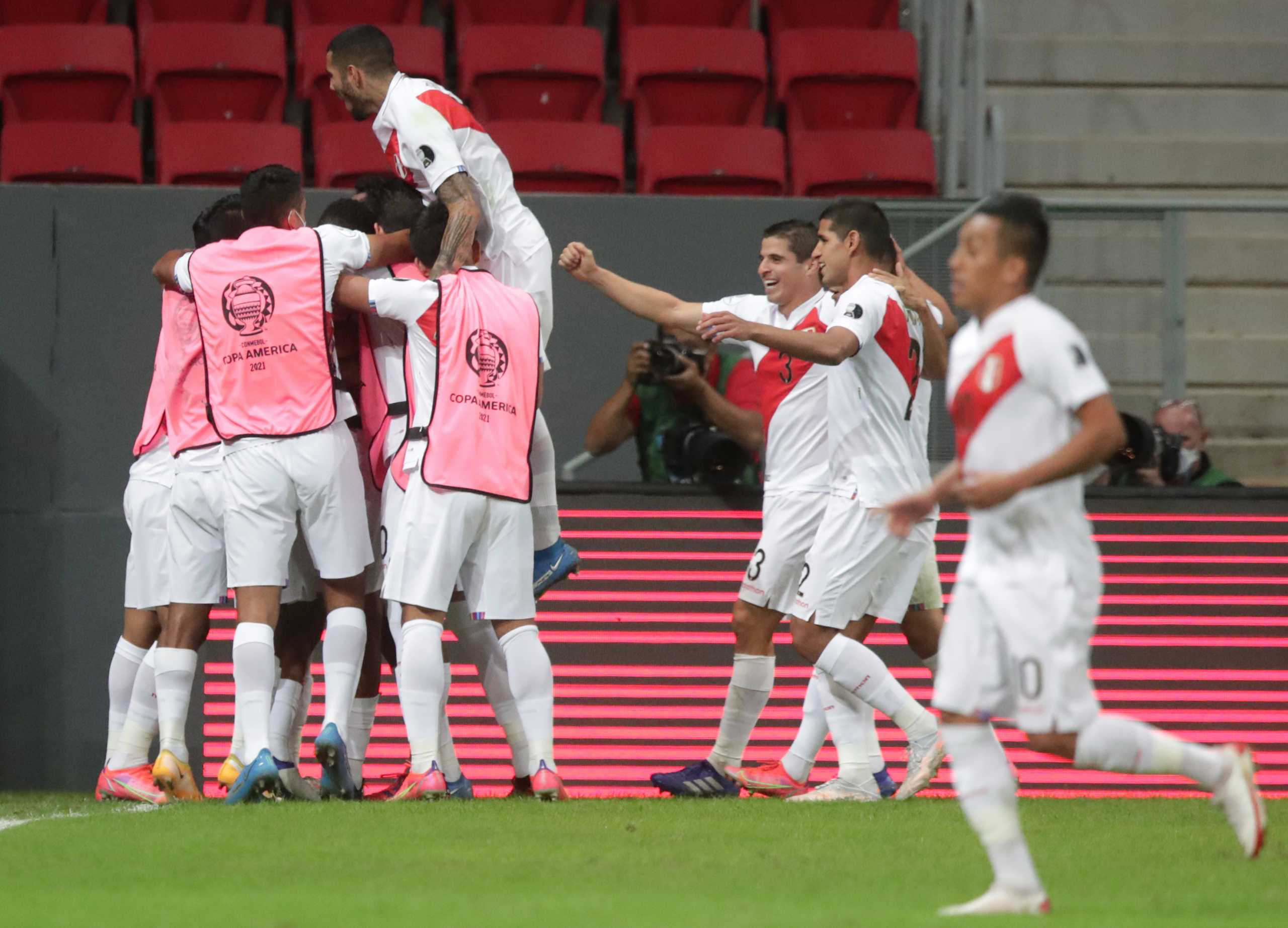 Copa America: Περού και Εκουαδόρ προκρίθηκαν στα προημιτελικά