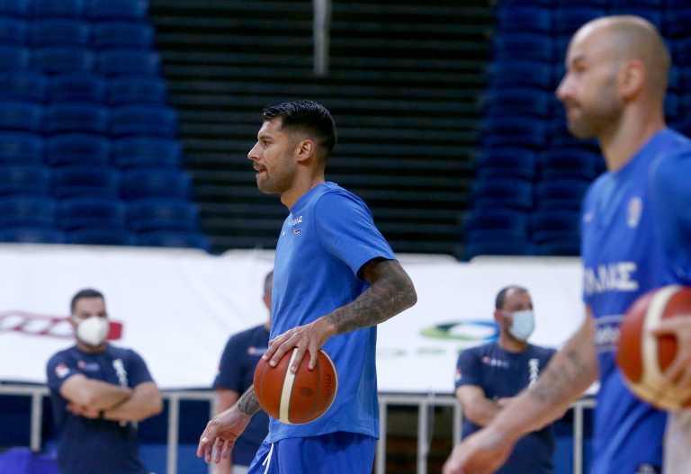 Εθνική Ελλάδας: Σοκ με Πρίντεζη – Νοκ άουτ από το Προολυμπιακό τουρνουά