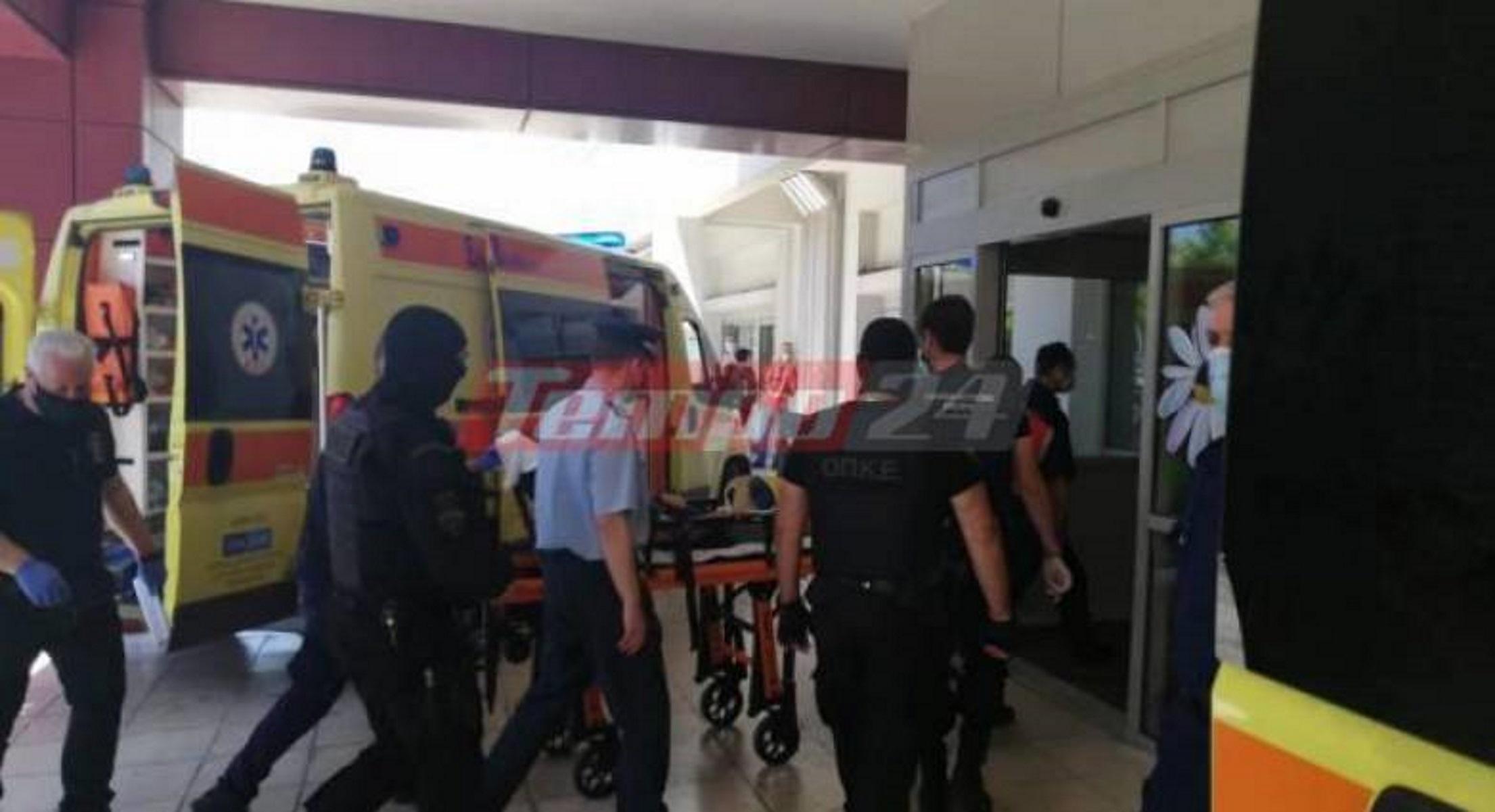 Πάτρα: Για 8η φορά στο νοσοκομείο ο βαρυποινίτης Νίκος Παλαιοκώστας (video)