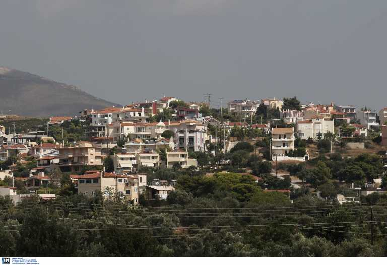 Παλλήνη: Δημιουργείται το μεγαλύτερο δημοτικό πάρκο των Μεσογείων