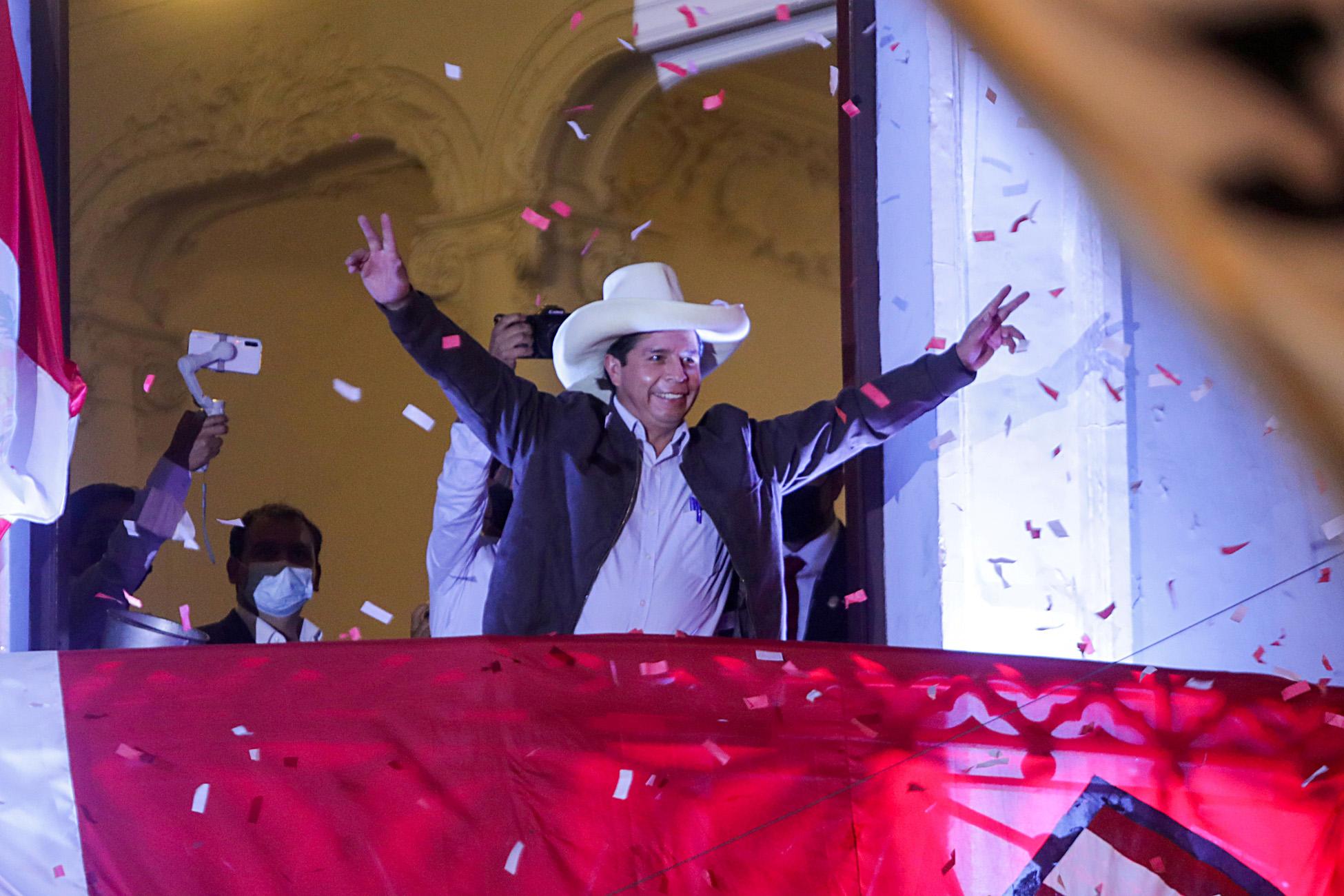 Περού: Παρέμβαση του στρατού στις εκλογές καταγγέλλει ο μεταβατικός πρόεδρος
