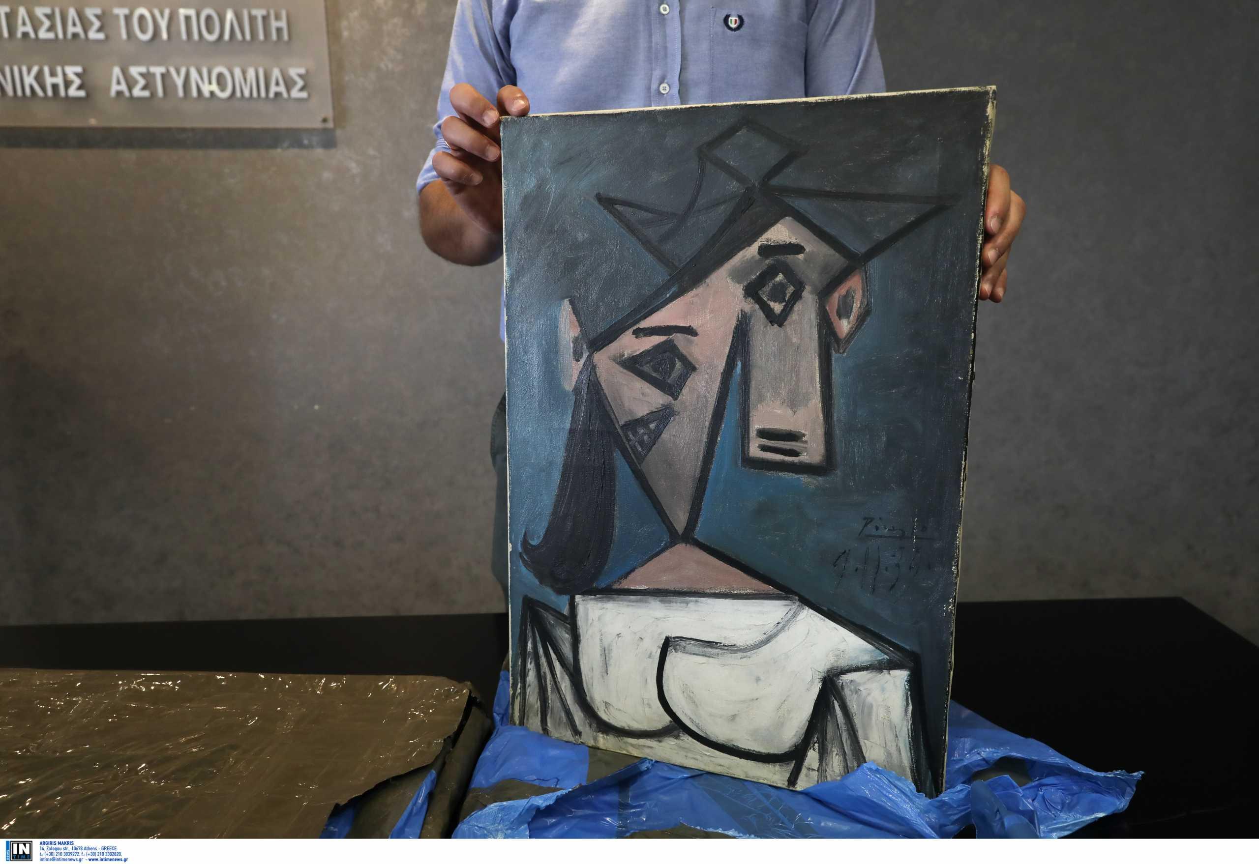 Λίνα Μενδώνη: Σήμερα επιστρέφουν στην Εθνική Πινακοθήκη οι 2 πίνακες