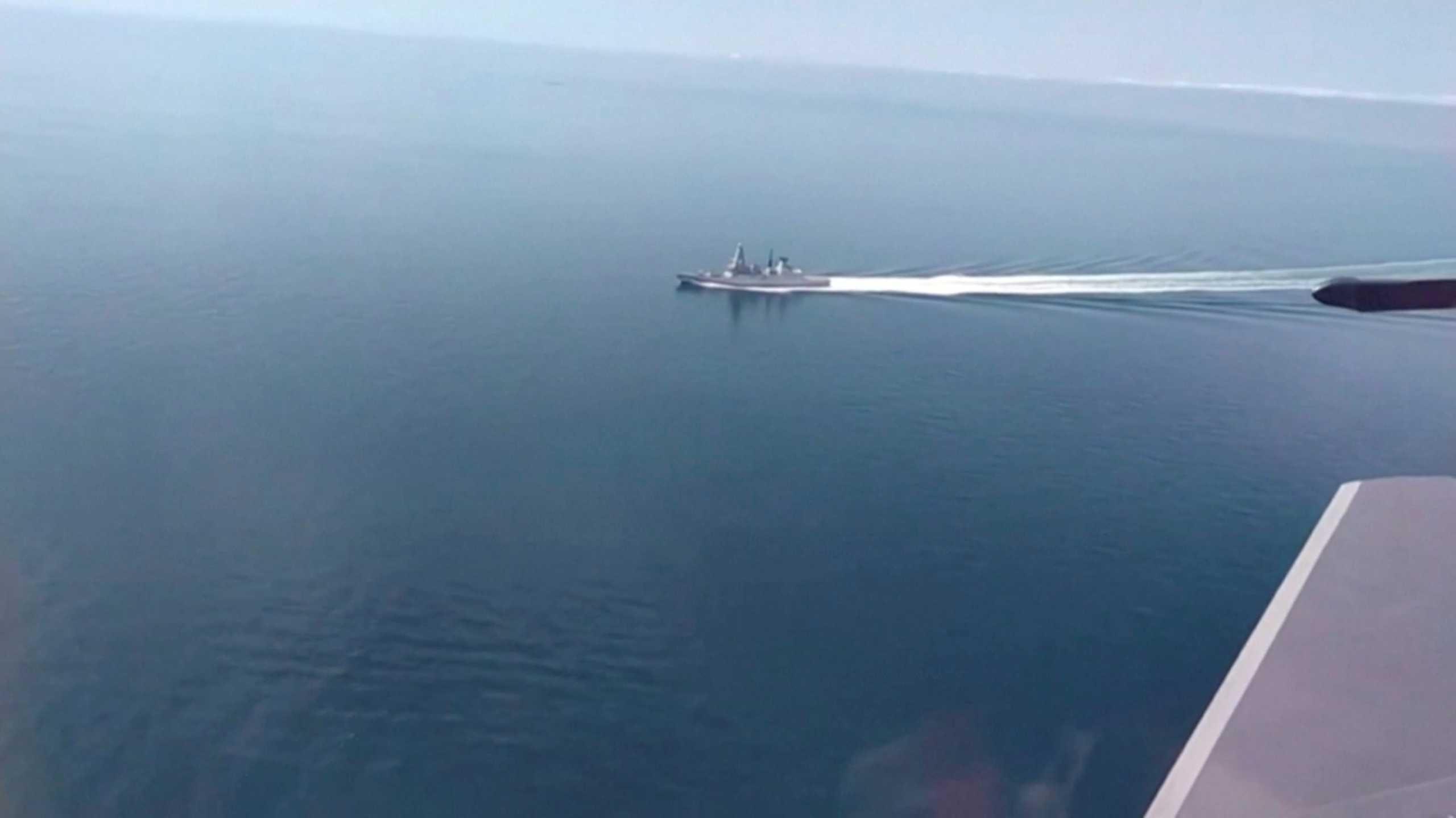 HMS Defender: «Μήνυμα» Βρετανών στη Ρωσία – Δεν δεχόμαστε ανάμιξη στην αβλαβή διέλευση