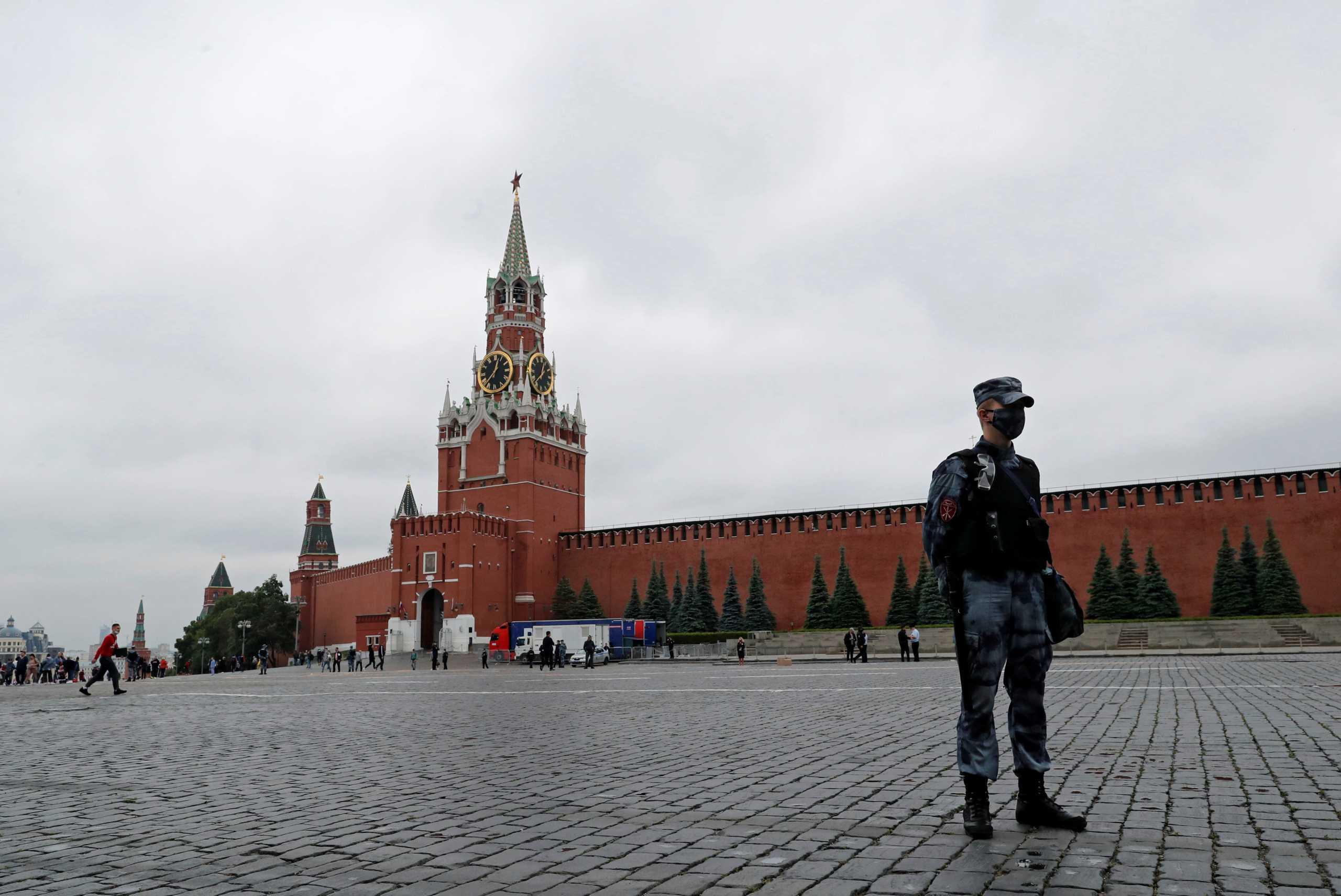 Ρωσία κορονοϊός: 24.000 κρούσματα και 799 νεκροί σε μία μέρα