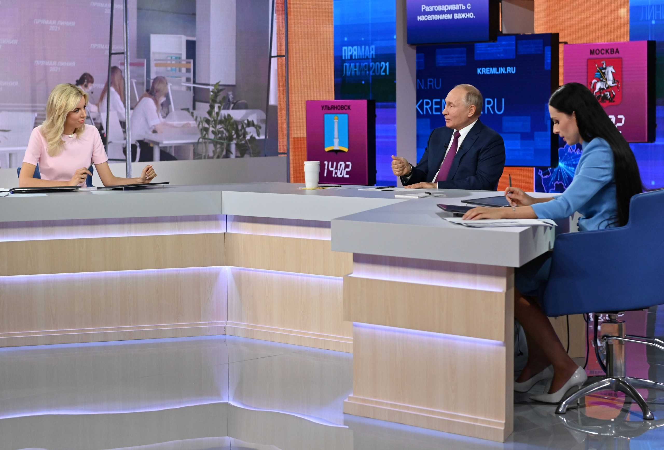 Πούτιν: Θα αποκαλύψει τον πιθανό διάδοχό του – Πότε; «Όταν έρθει ο καιρός»