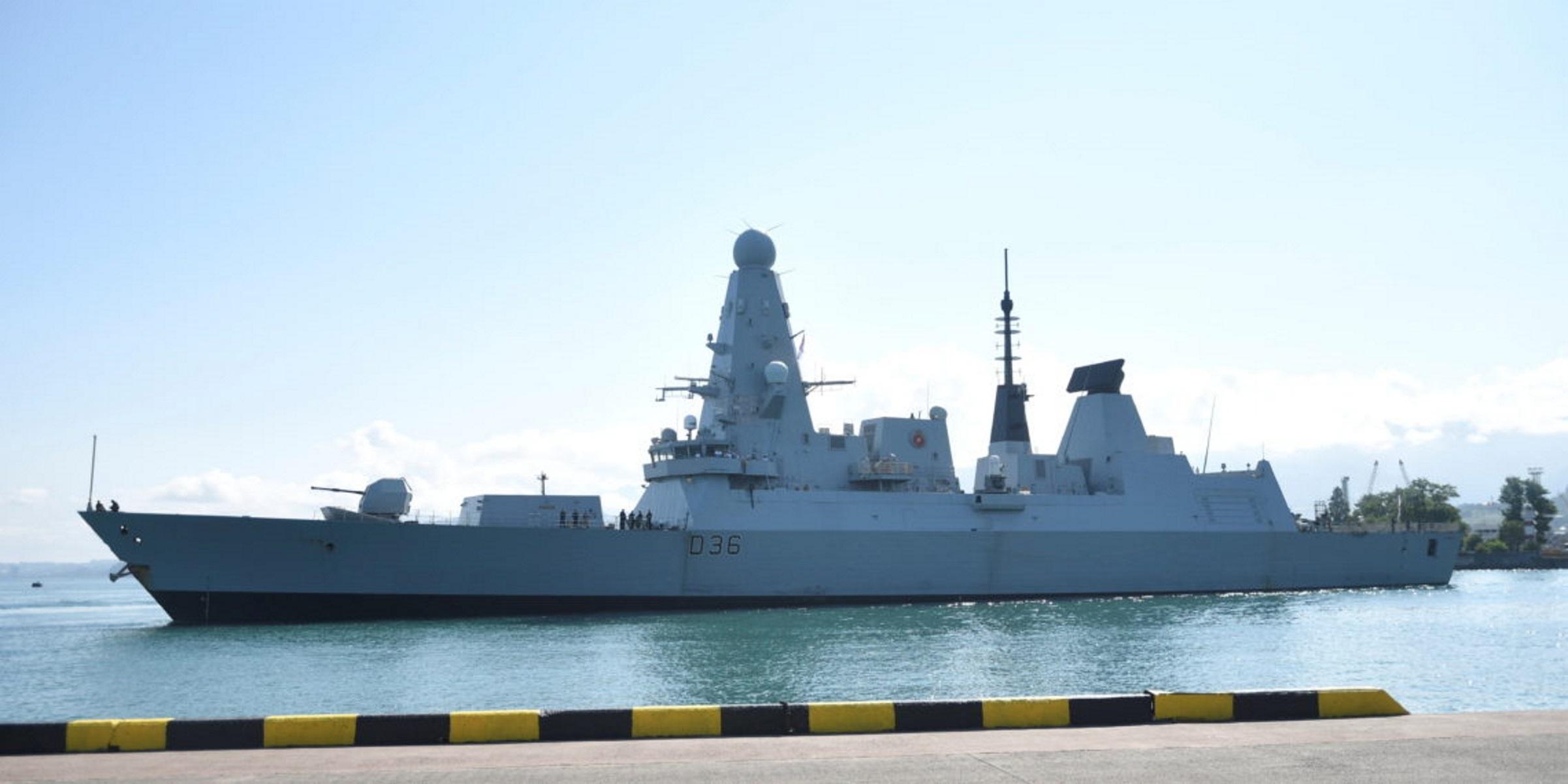 Απίστευτη «ατάκα» Πούτιν: Αν βυθίζαμε το HMS Defender δεν θα ξεσπούσε Παγκόσμιος Πόλεμος