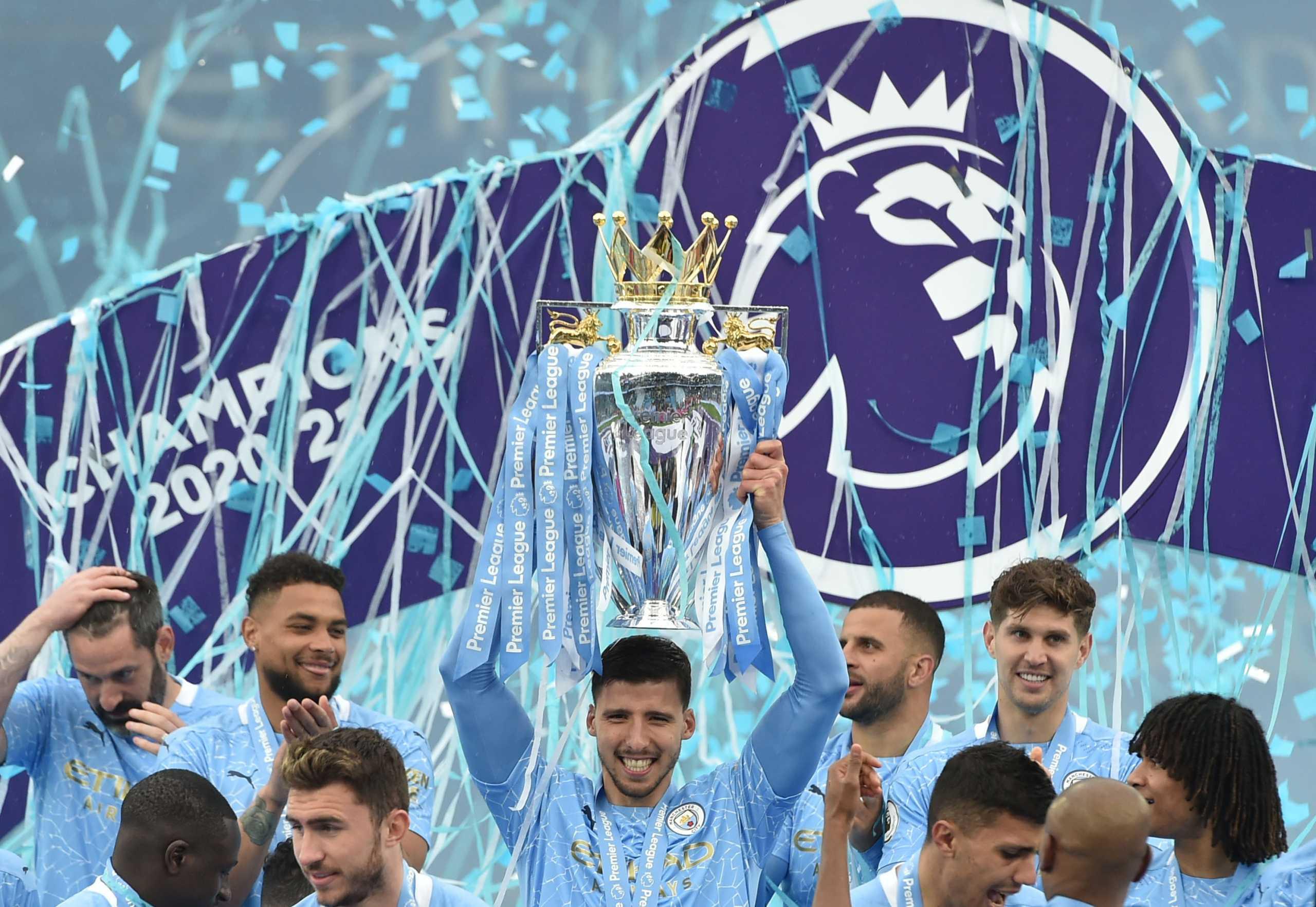 Premier League: Παίκτης της σεζόν ο Ρούμπεν Ντίας