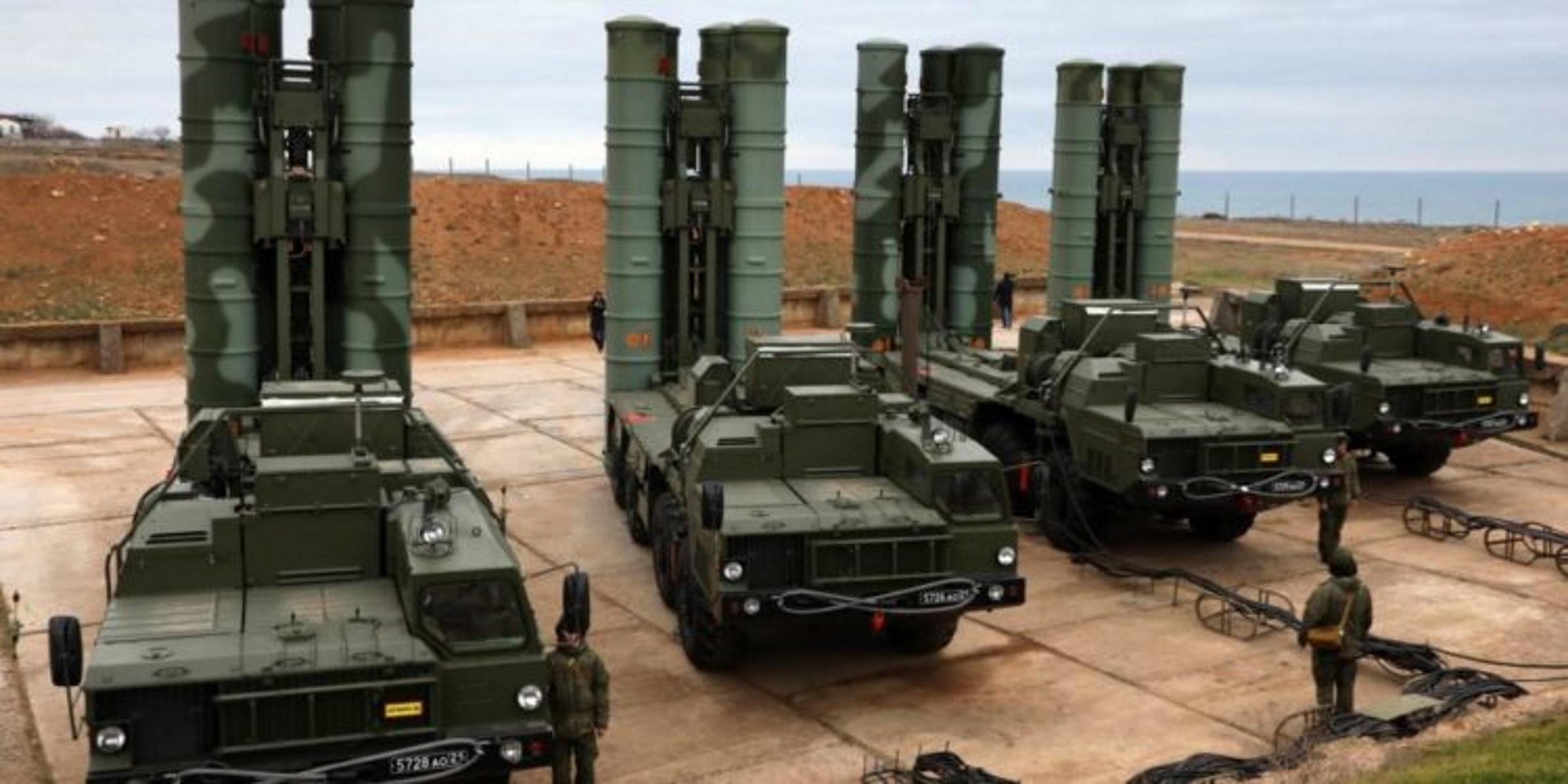 «Αν πάρει η Τουρκία κι άλλους S-400 θα υποστεί κι άλλες κυρώσεις»