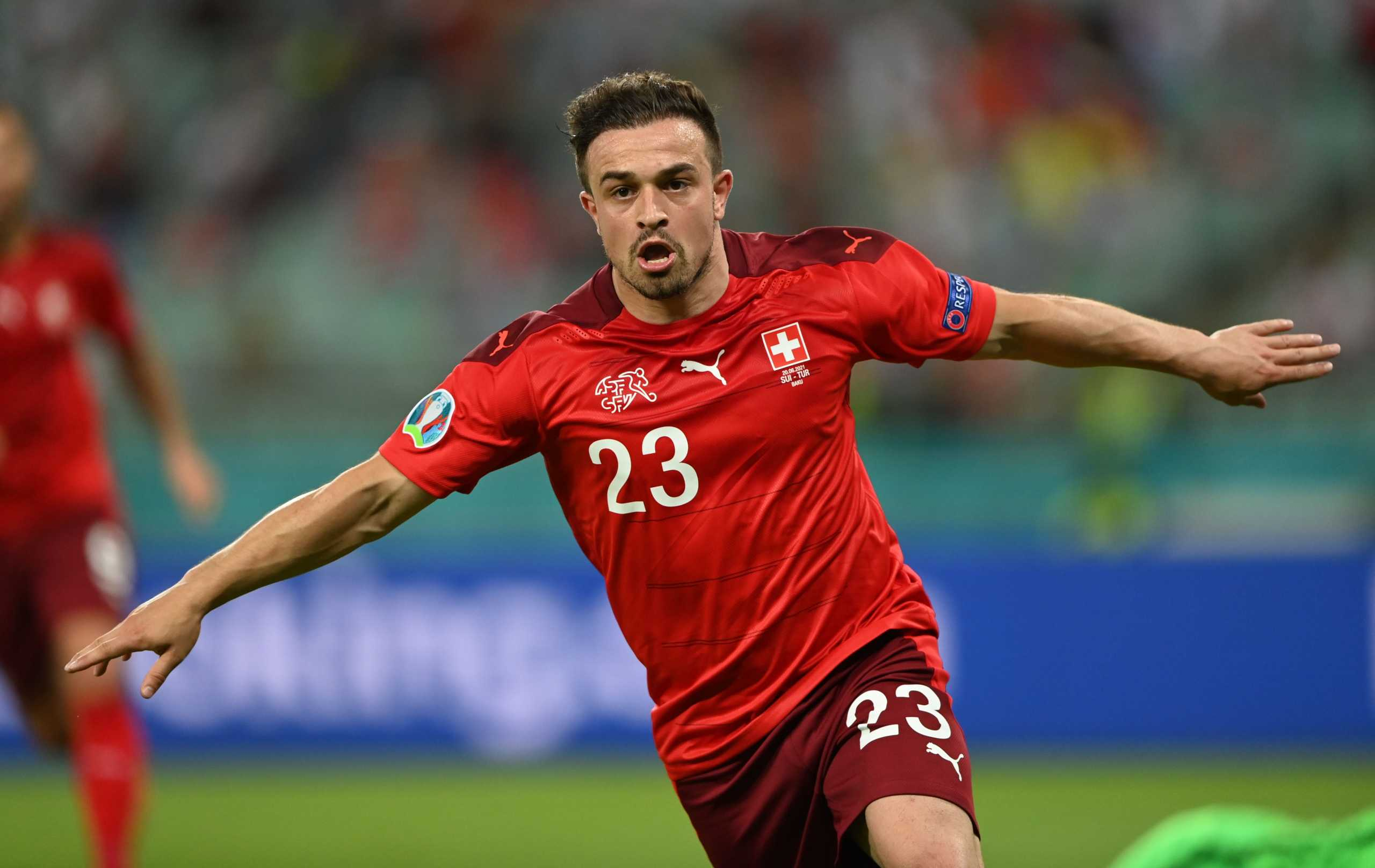 Euro 2020, Ελβετία – Τουρκία: Η γκολάρα του Καχεβτσί έδωσε ελπίδες, ο Σακίρι τις έσβησε