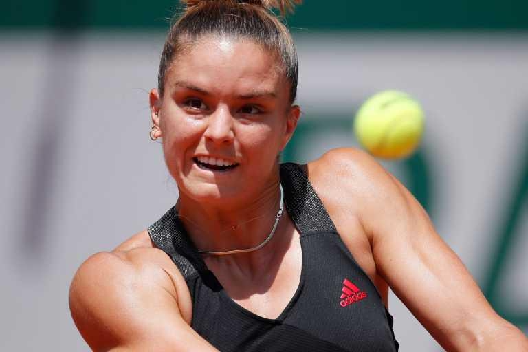 Μαρία Σάκκαρη – Roland Garros: Τι ώρα δείχνει LIVE τον ημιτελικό με την Κρεϊτσίκοβα η ΕΡΤ1