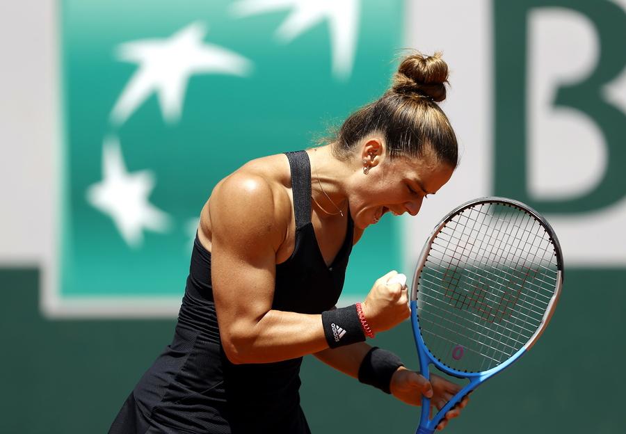 Μαρία Σάκκαρη: Η Σπαρτιάτισσα που γράφει ιστορία στο Roland Garros και στο ελληνικό τένις