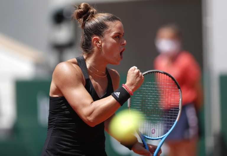 Μπάρμπορα Κρεϊτσίκοβα – Μαρία Σάκκαρη: Ραντεβού με την ιστορία η Ελληνίδα πρωταθλήτρια στο Roland Garros