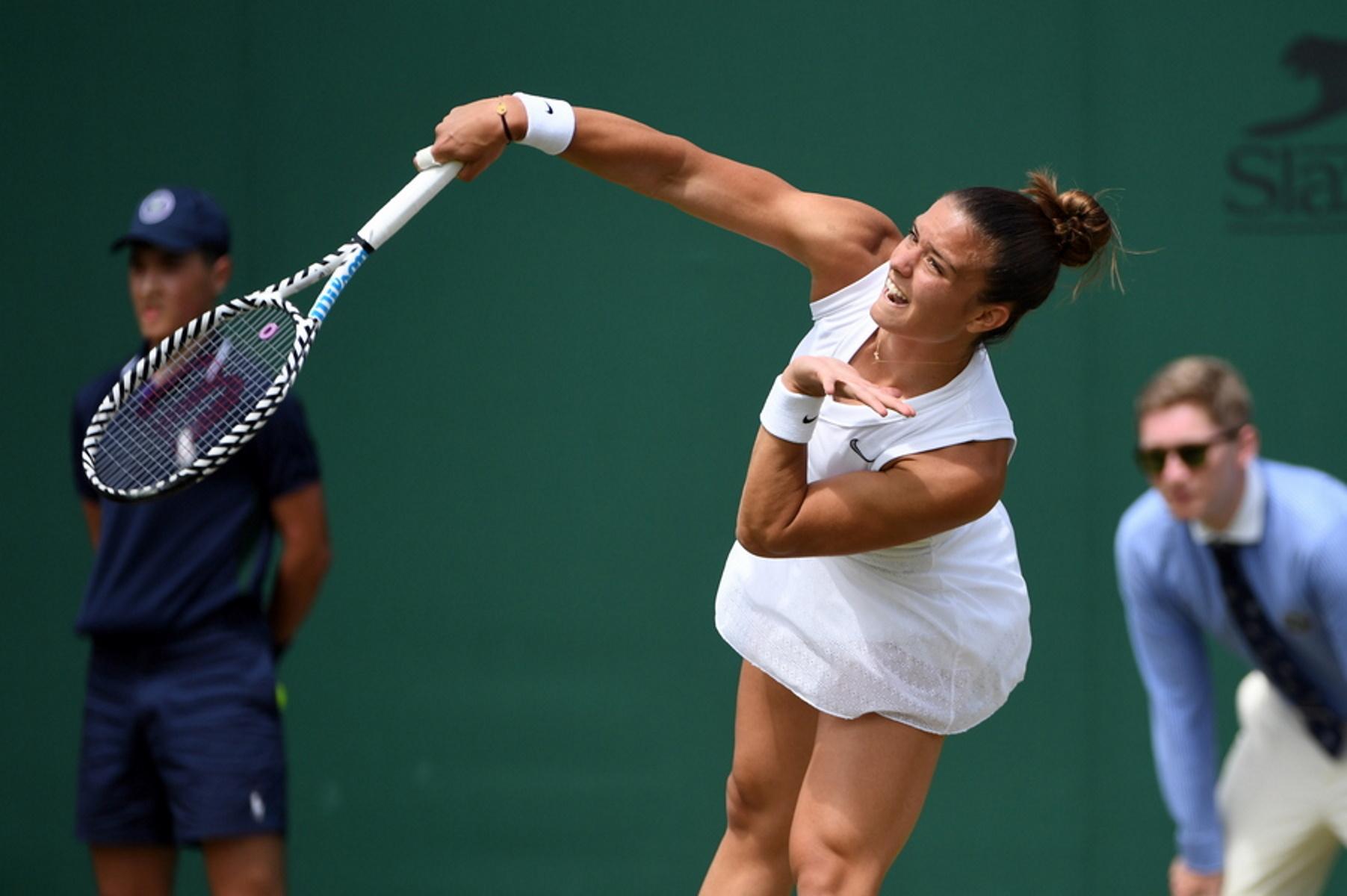 Μαρία Σάκκαρη – Σέλμπι Ρότζερς: Η ώρα που θα συνεχιστεί ο αγώνας στο Wimbledon