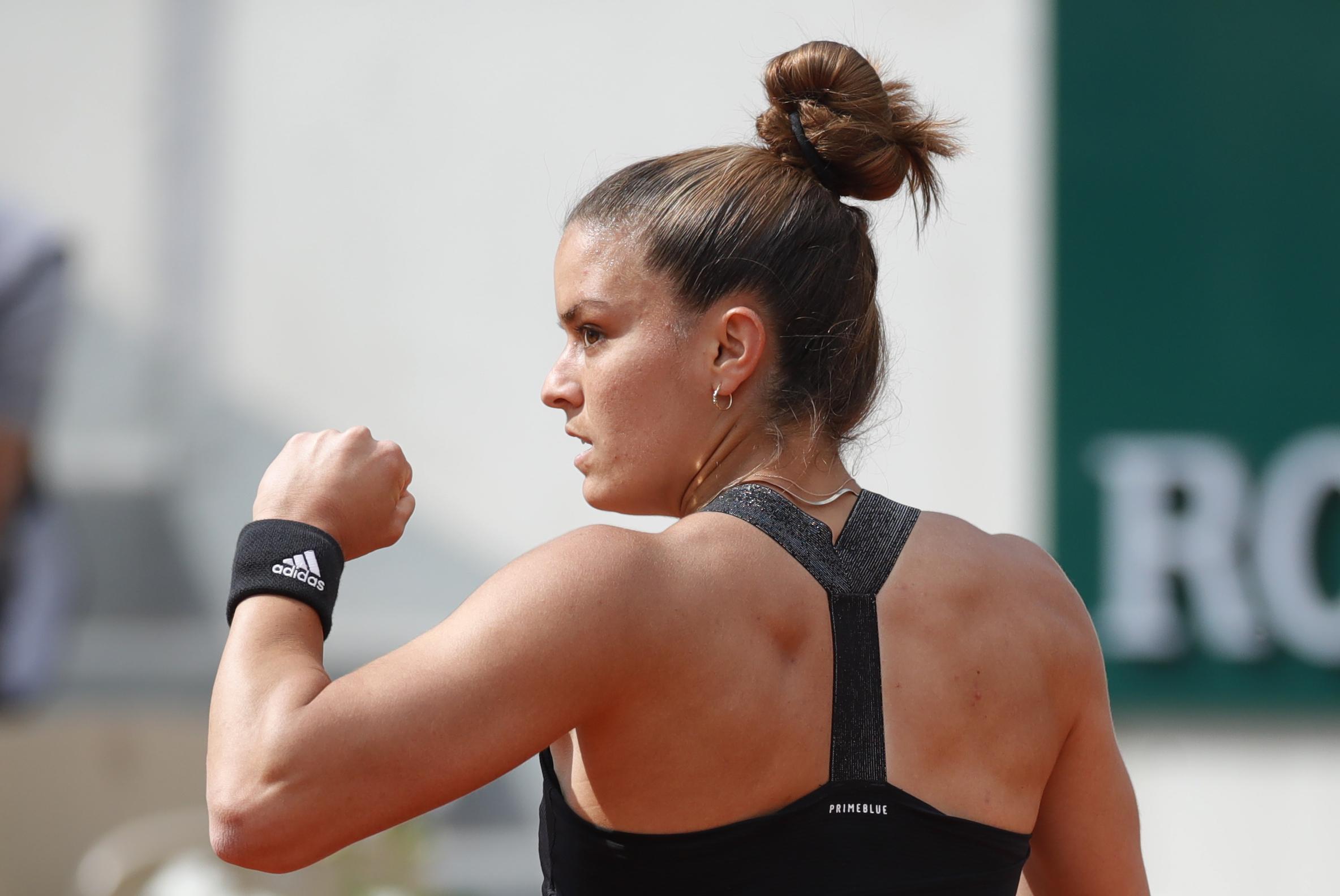 Μαρία Σάκκαρη: Η ώρα του ημιτελικού με την Κρεϊτσίκοβα στο Roland Garros