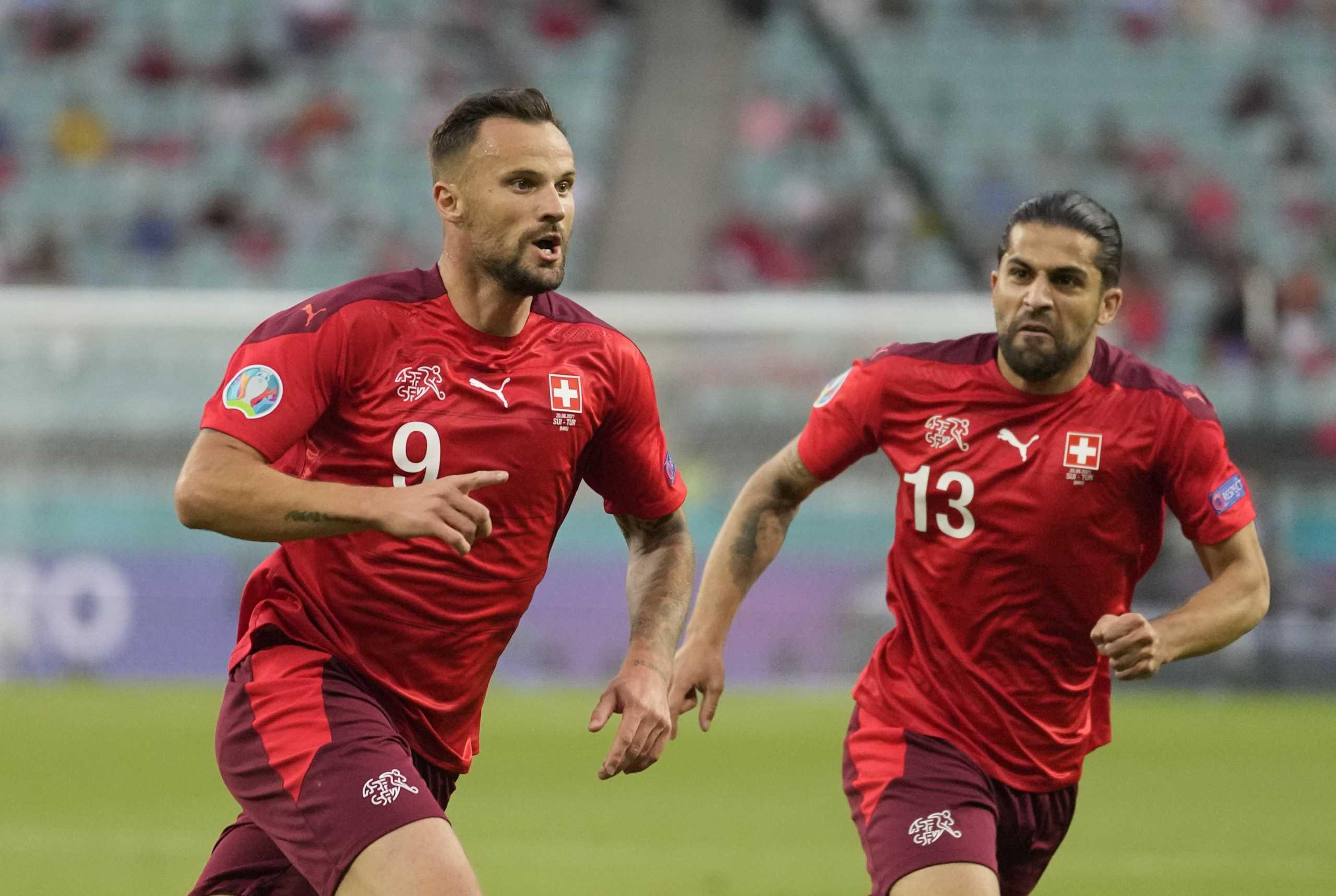 Euro 2020, Ελβετία – Τουρκία: Ο Σεφέροβιτς «σόκαρε» νωρίς τους γείτονες