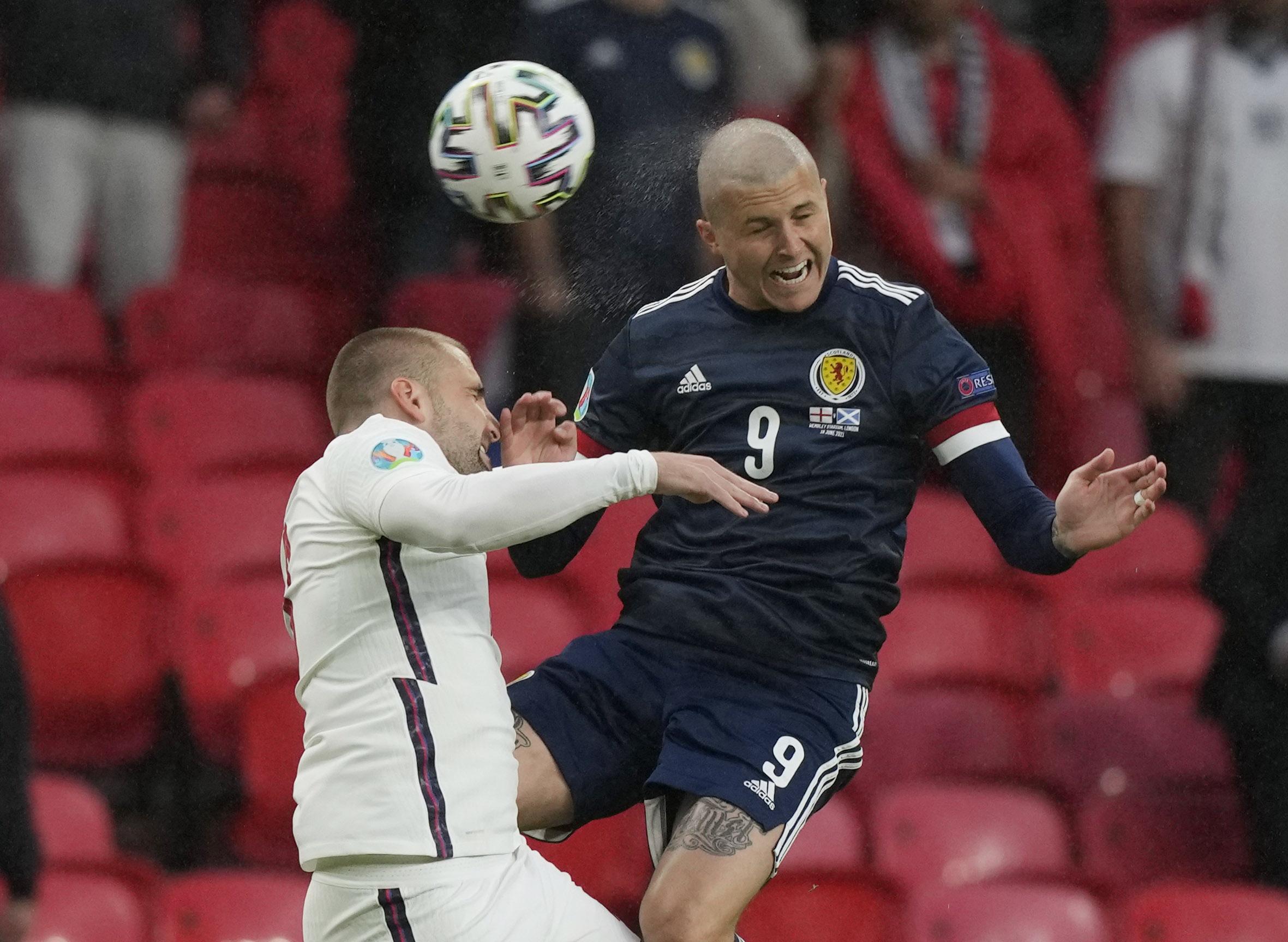 Euro 2020, Aγγλία – Σκωτία: «Μάχες» βγαλμένες από «κατς» στο πρώτο ημίχρονο
