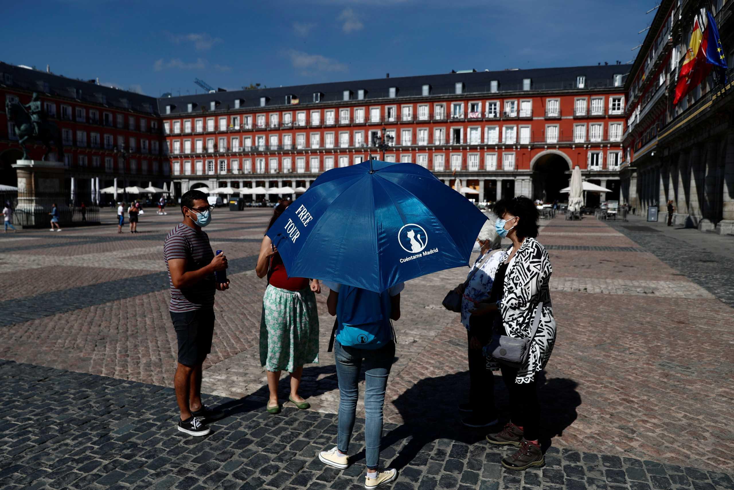 Μαδρίτη: Ανοίγουν νυχτερινά κέντρα σε περιοχές με μειωμένα κρούσματα
