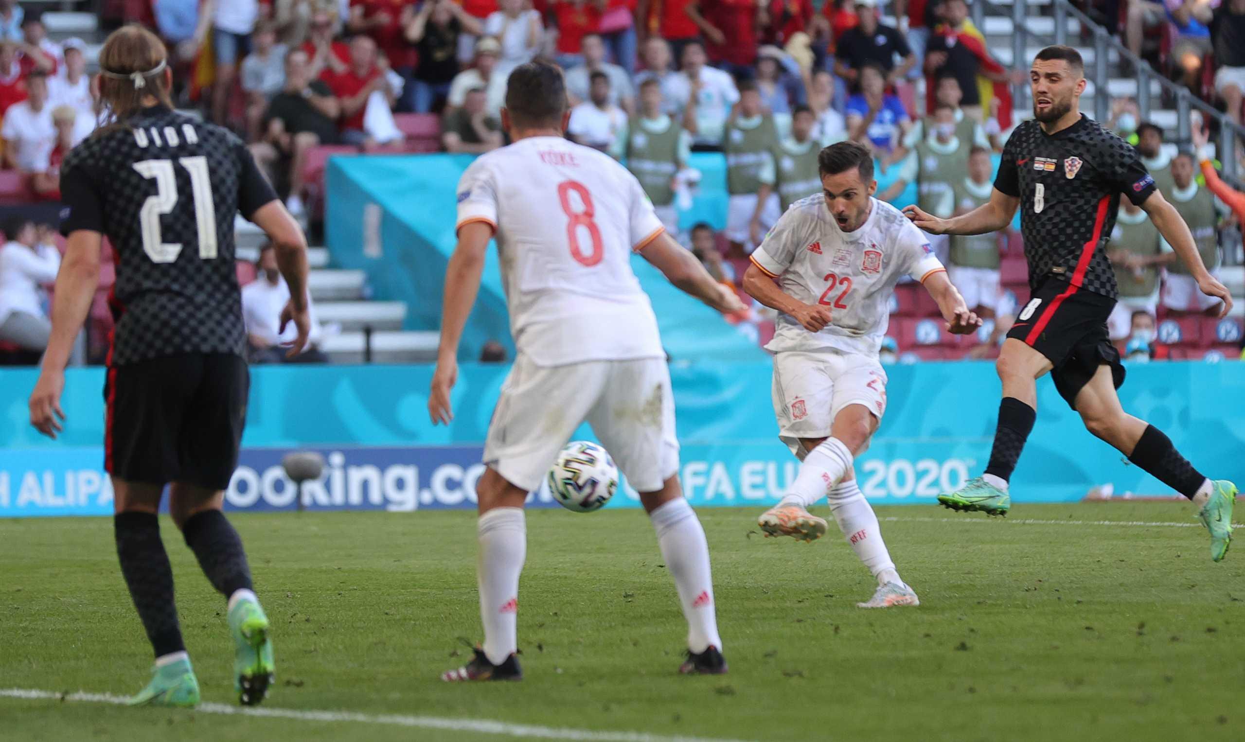 Euro 2020, Κροατία – Ισπανία: Άμεση «απάντηση» από τους Ίβηρες