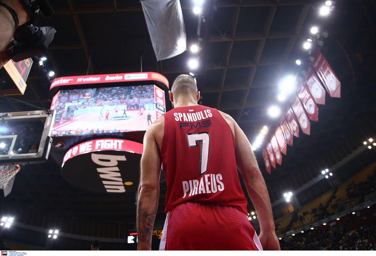 Βασίλης Σπανούλης: Η μεγαλειώδης πορεία ενός θρύλου του παγκόσμιου μπάσκετ