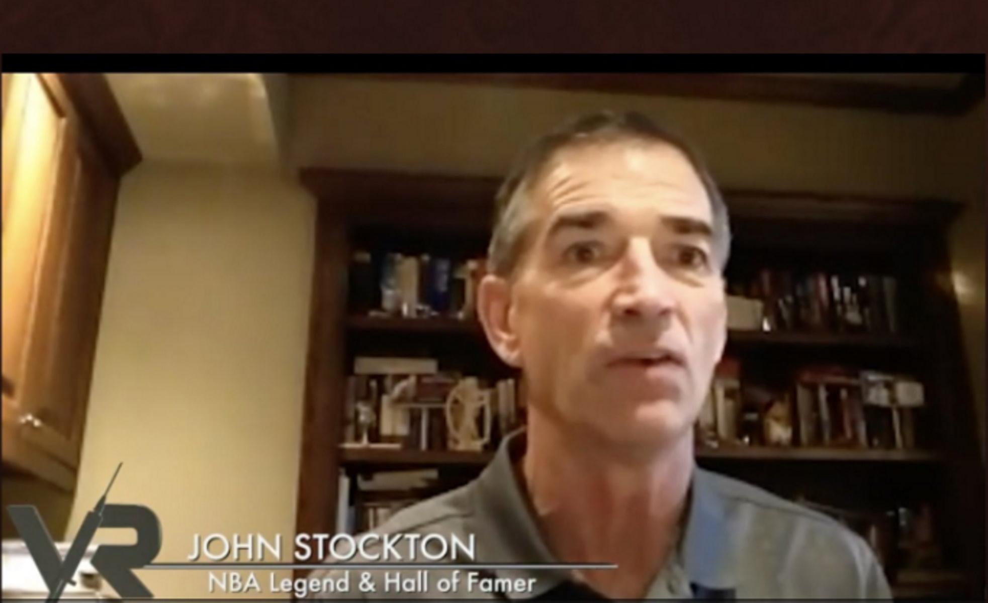 NBA: Ο θρυλικός Τζον Στόκτον σε ντοκιμαντέρ κατά του εμβολιασμού για τον κορονοϊό