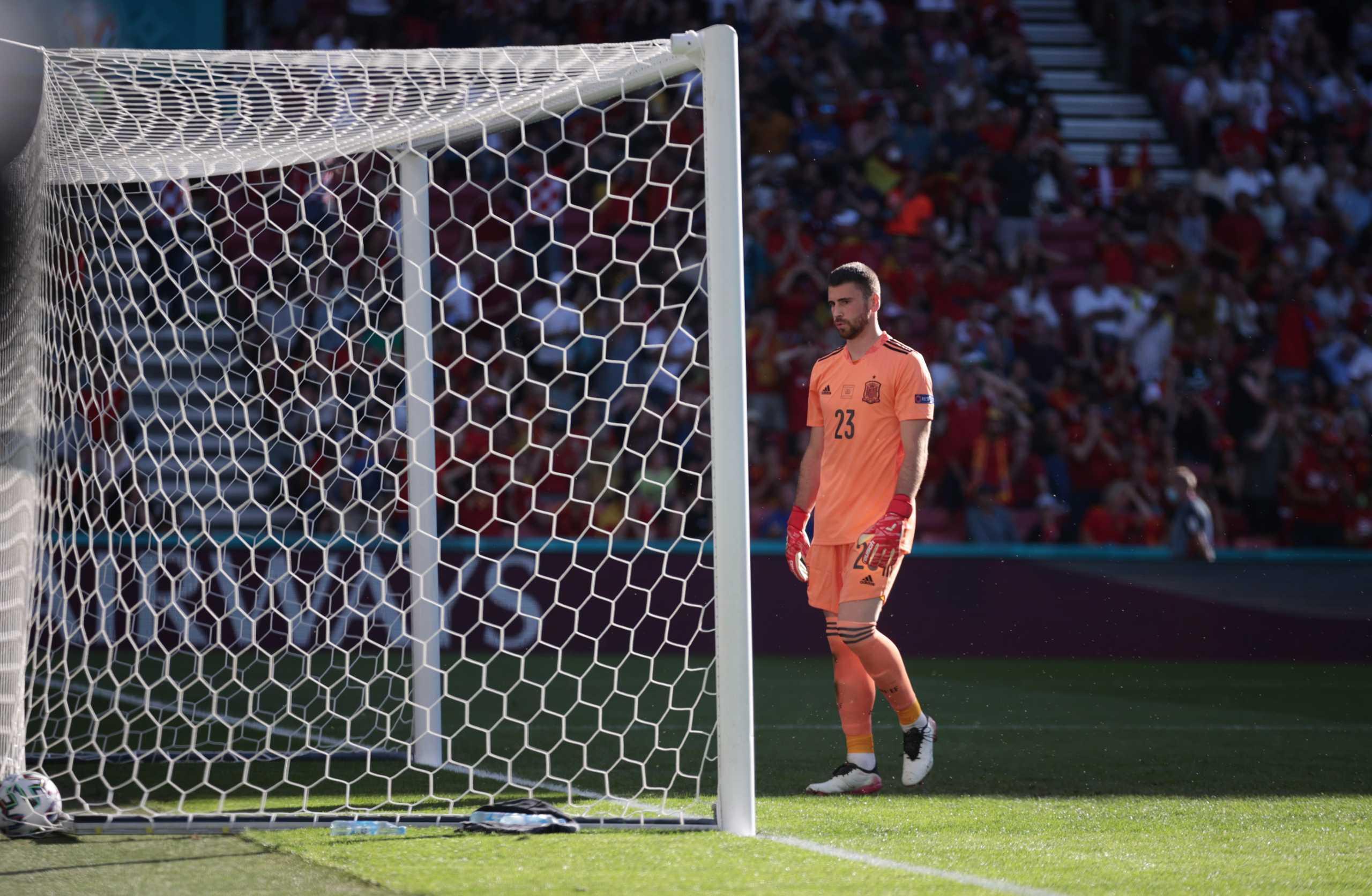 Euro 2020, Κροατία – Ισπανία: Αδιανόητο αυτογκόλ, «κοιμήθηκε» ο τερματοφύλακας