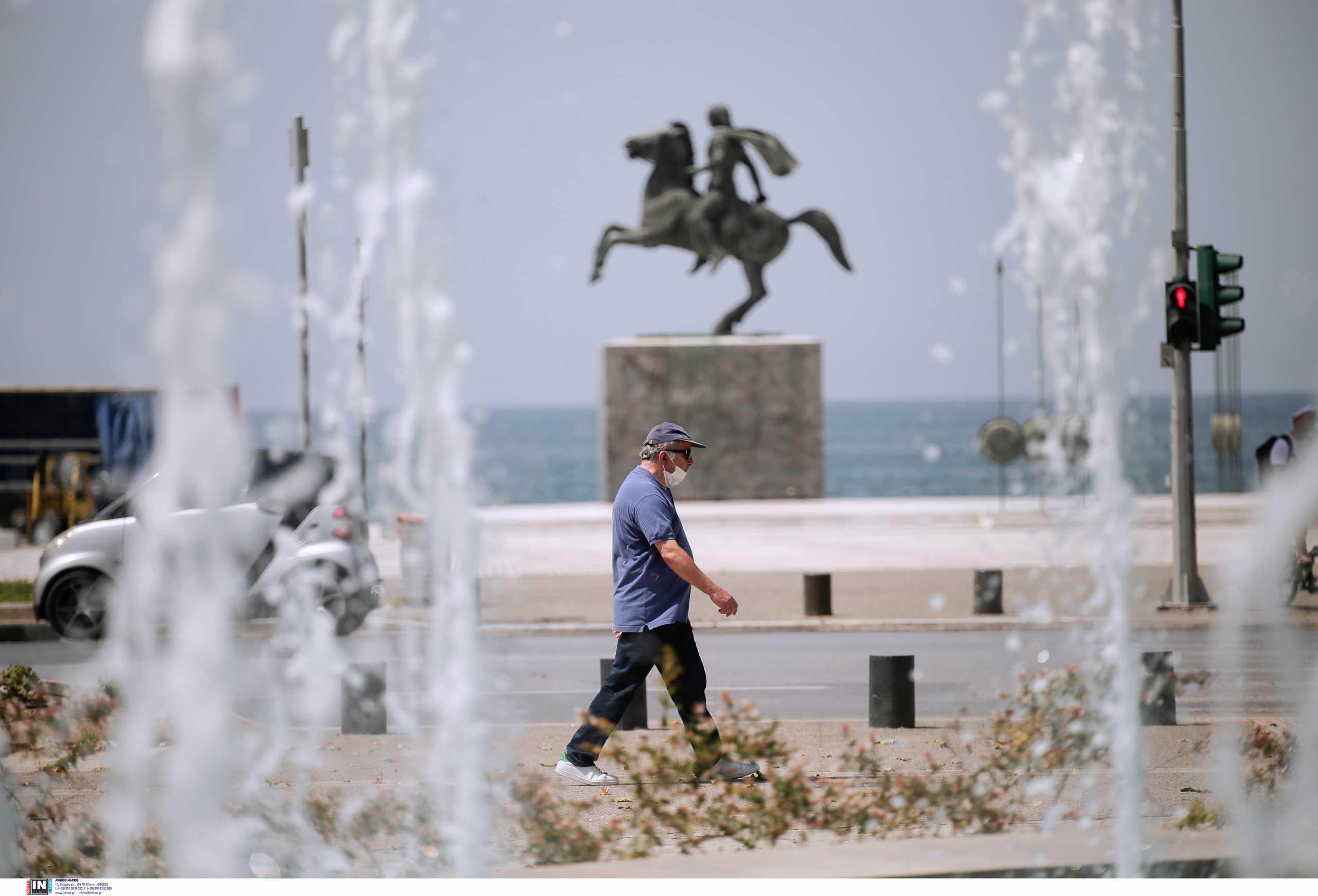 Σταθερά χαμηλά επίπεδα κορονοϊού στα λύματα της Θεσσαλονίκης