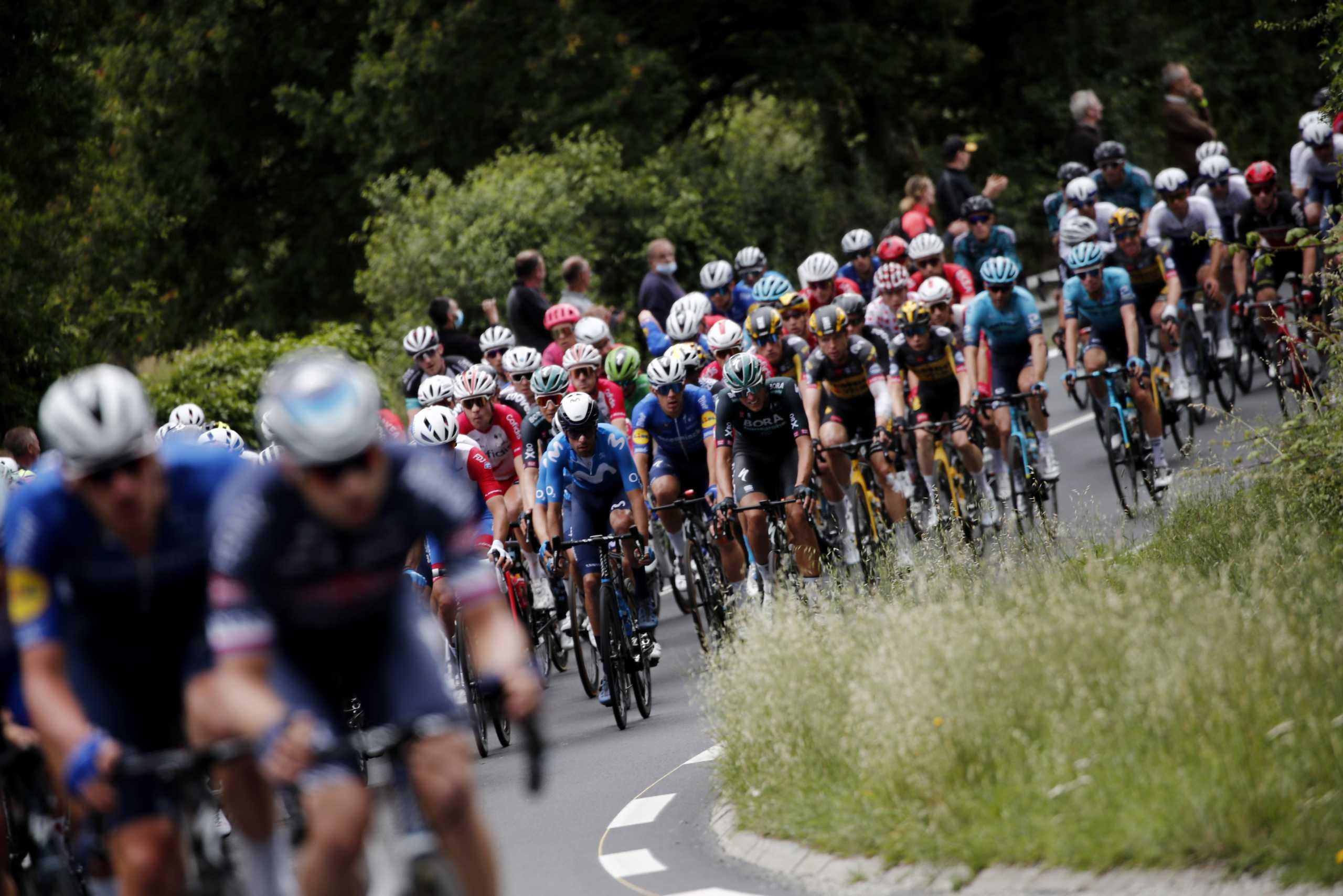 Συνελήφθη γυναίκα για το απίστευτο «τροχαίο» στο Tour de France