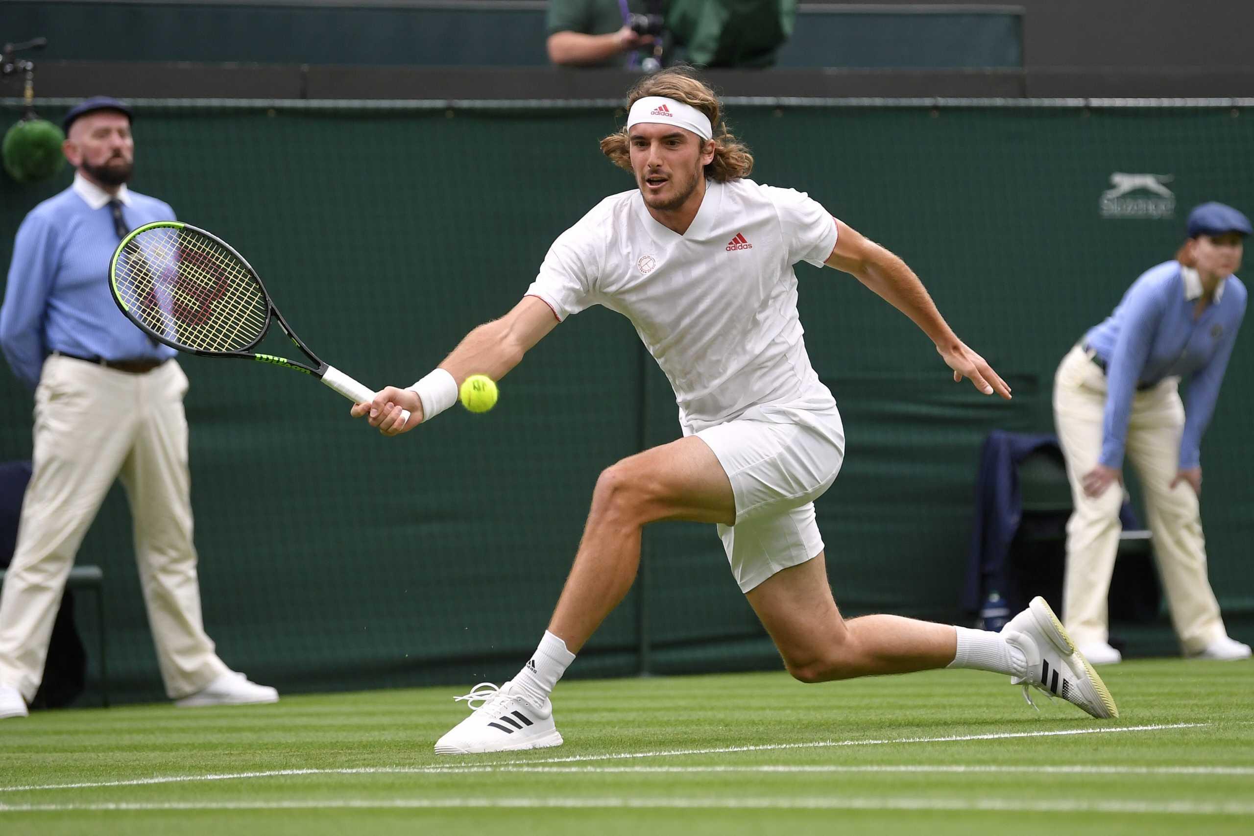 Στέφανος Τσιτσιπάς – Φράνσις Τιαφό 0-3 ΤΕΛΙΚΟ: Εκτός Wimbledon από τον πρώτο γύρο ο Έλληνας πρωταθλητής